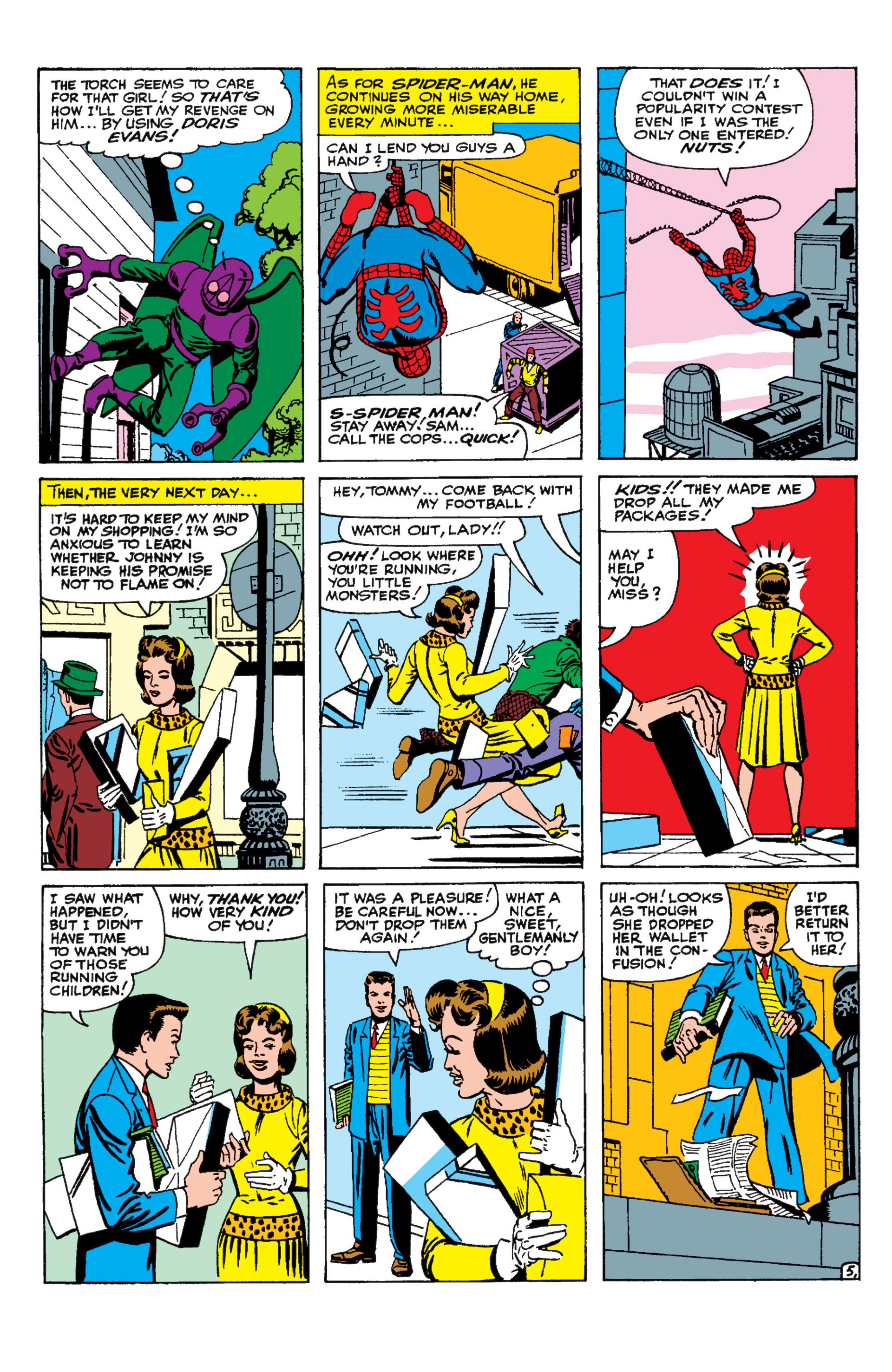 The Amazing Spider-Man (1963) 21 Page 5