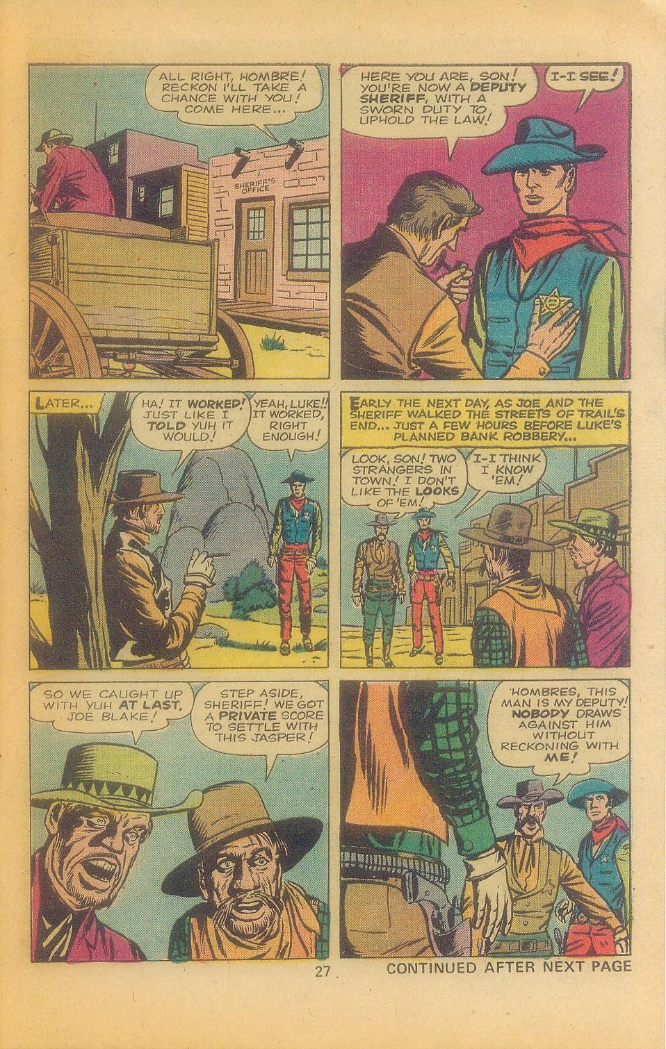 Kid Colt Outlaw issue 197 - Page 29