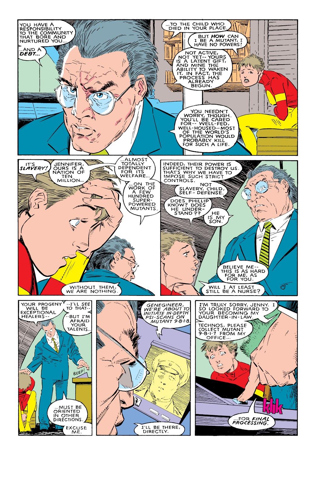 Uncanny X-Men (1963) issue 237 - Page 14