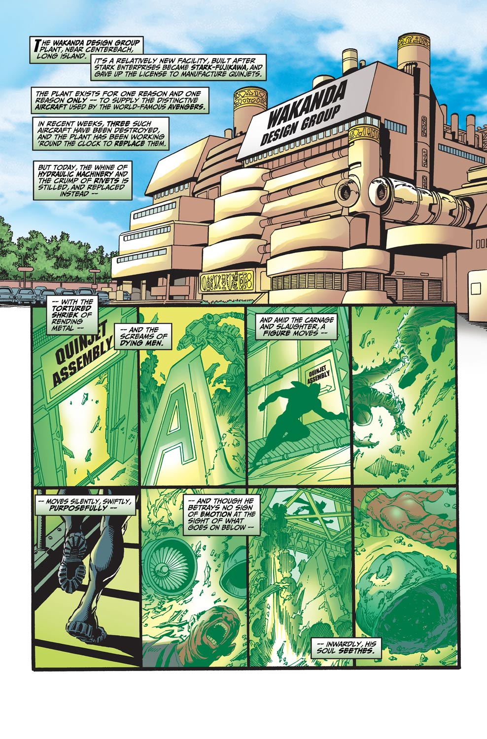 Read online Avengers (1998) comic -  Issue #19 - 2