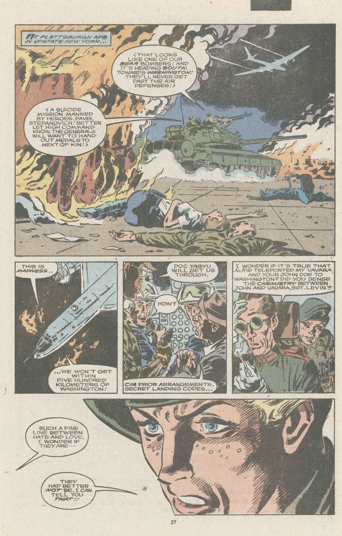 Read online Nth Man the Ultimate Ninja comic -  Issue #11 - 29