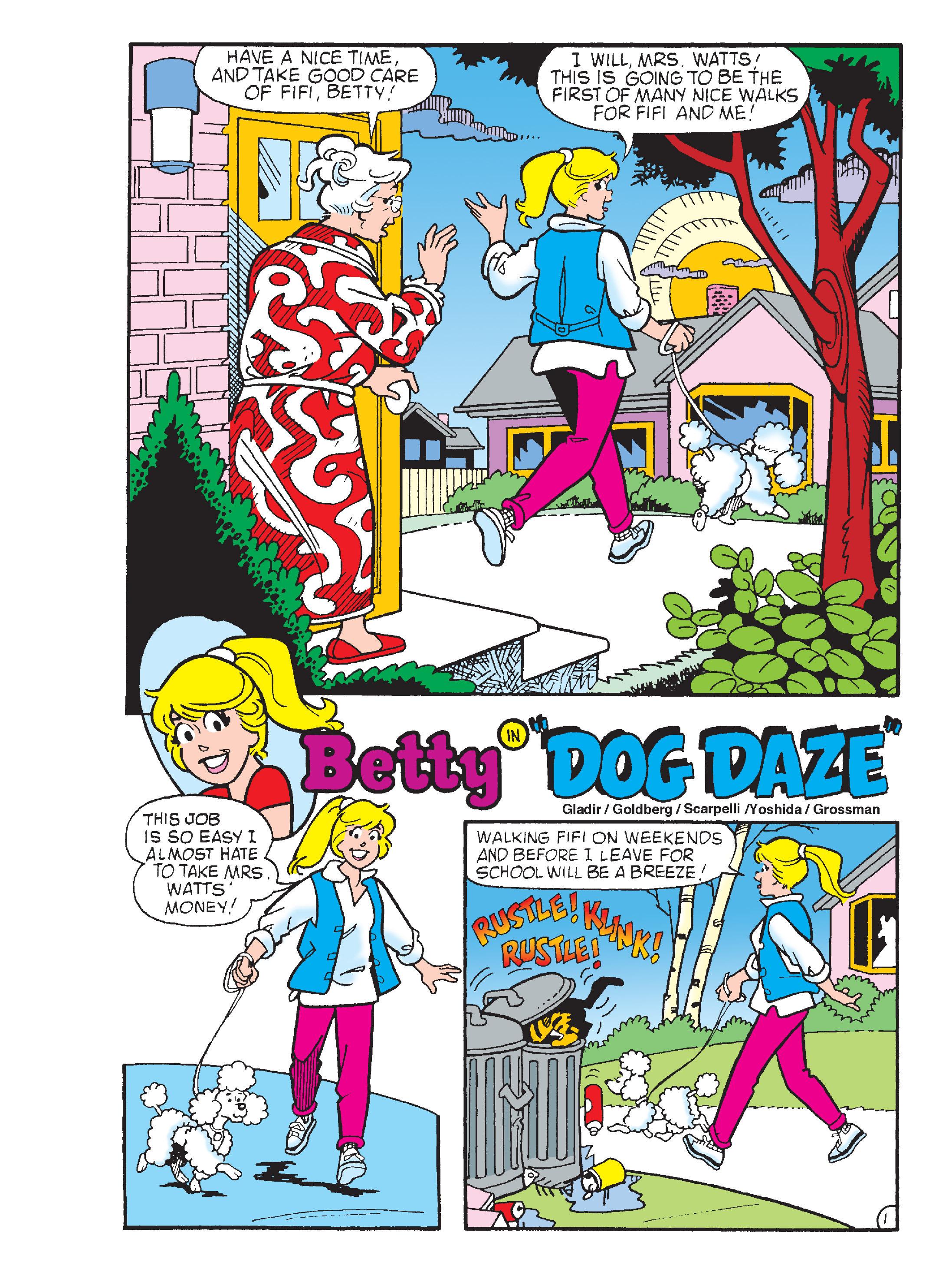 Read online Archie 1000 Page Comics Blowout! comic -  Issue # TPB (Part 3) - 248