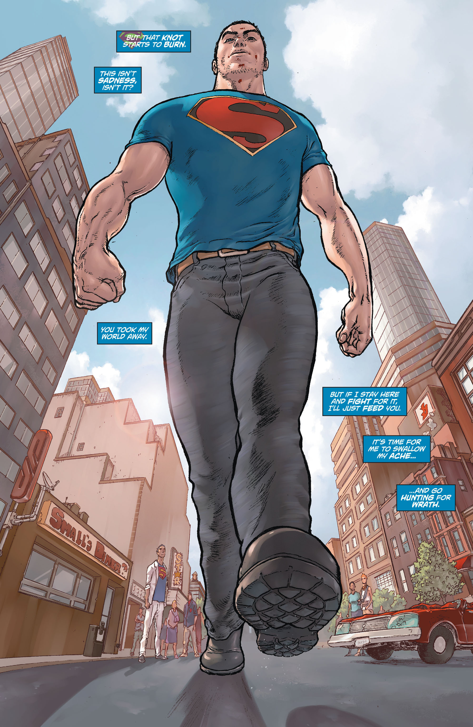 Read online Action Comics (2011) comic -  Issue #44 - 21