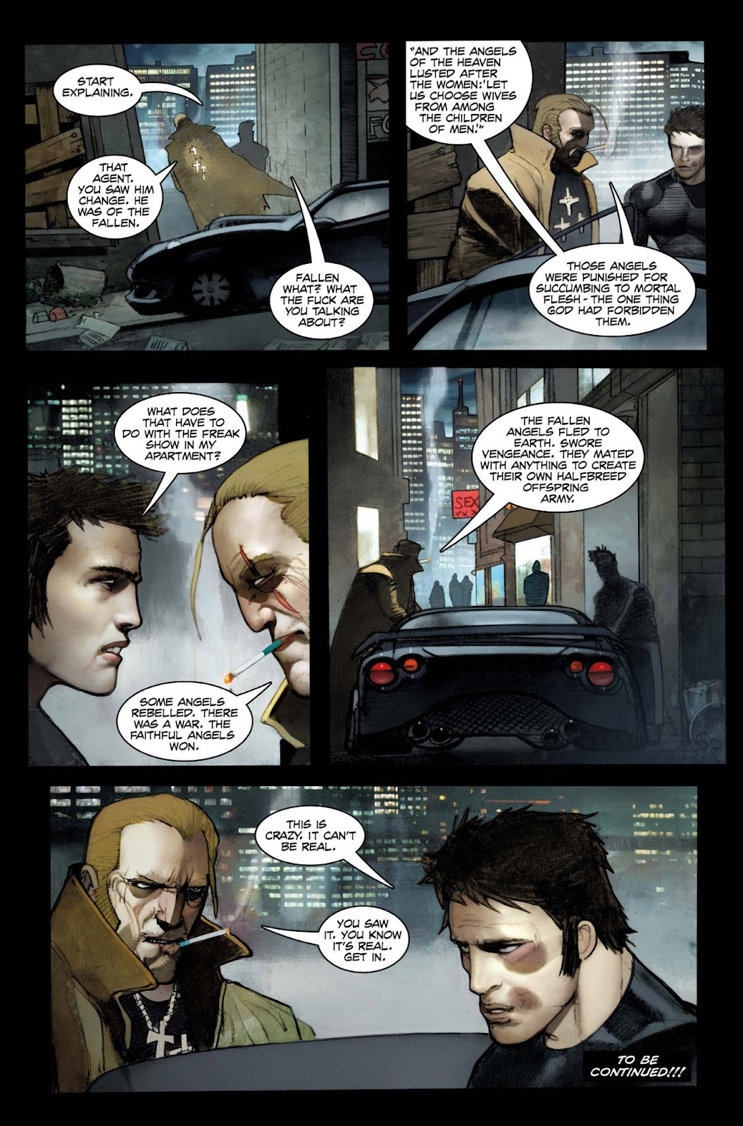 13 Coins issue TPB - Page 51