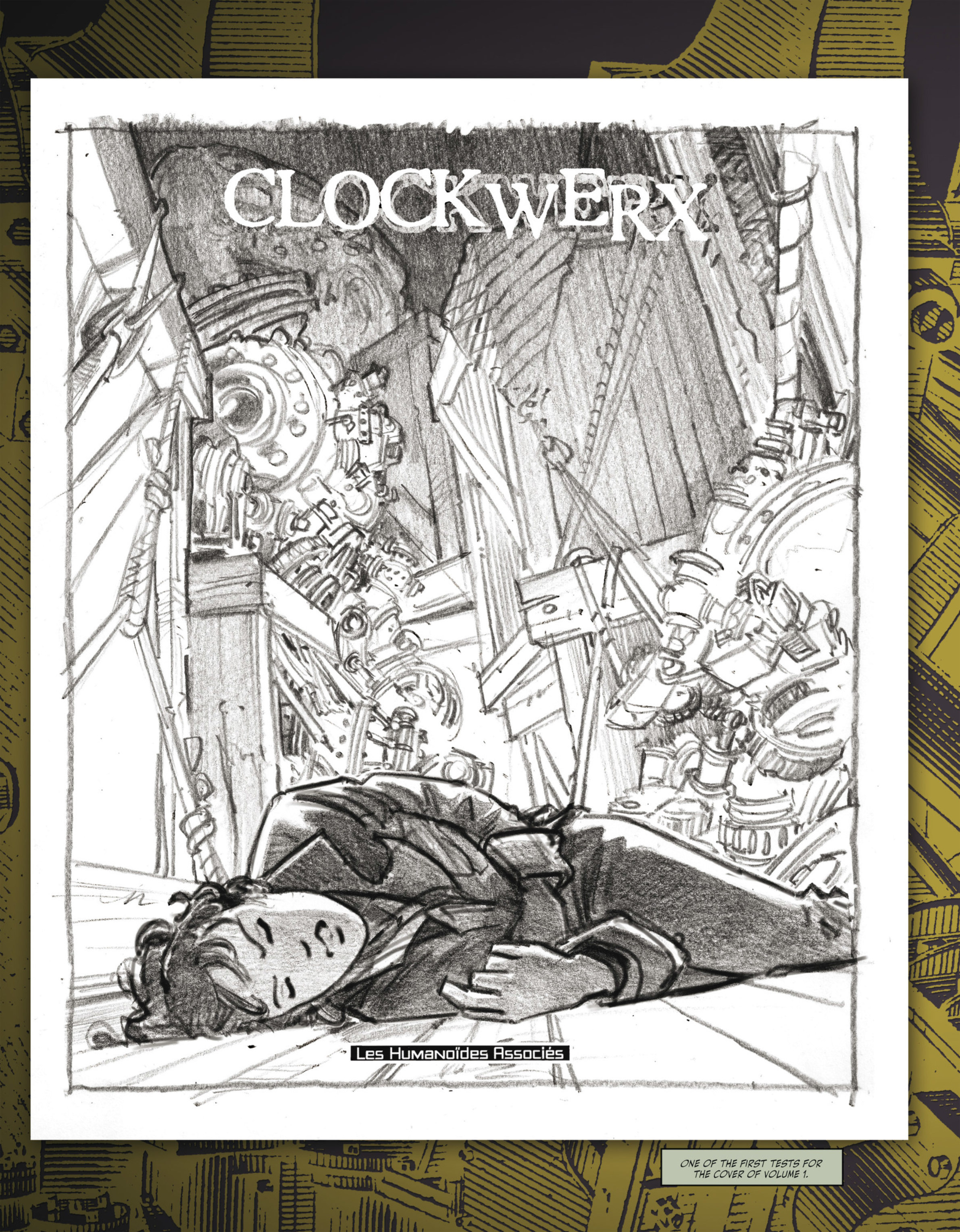 Read online Clockwerx comic -  Issue #2 - 57