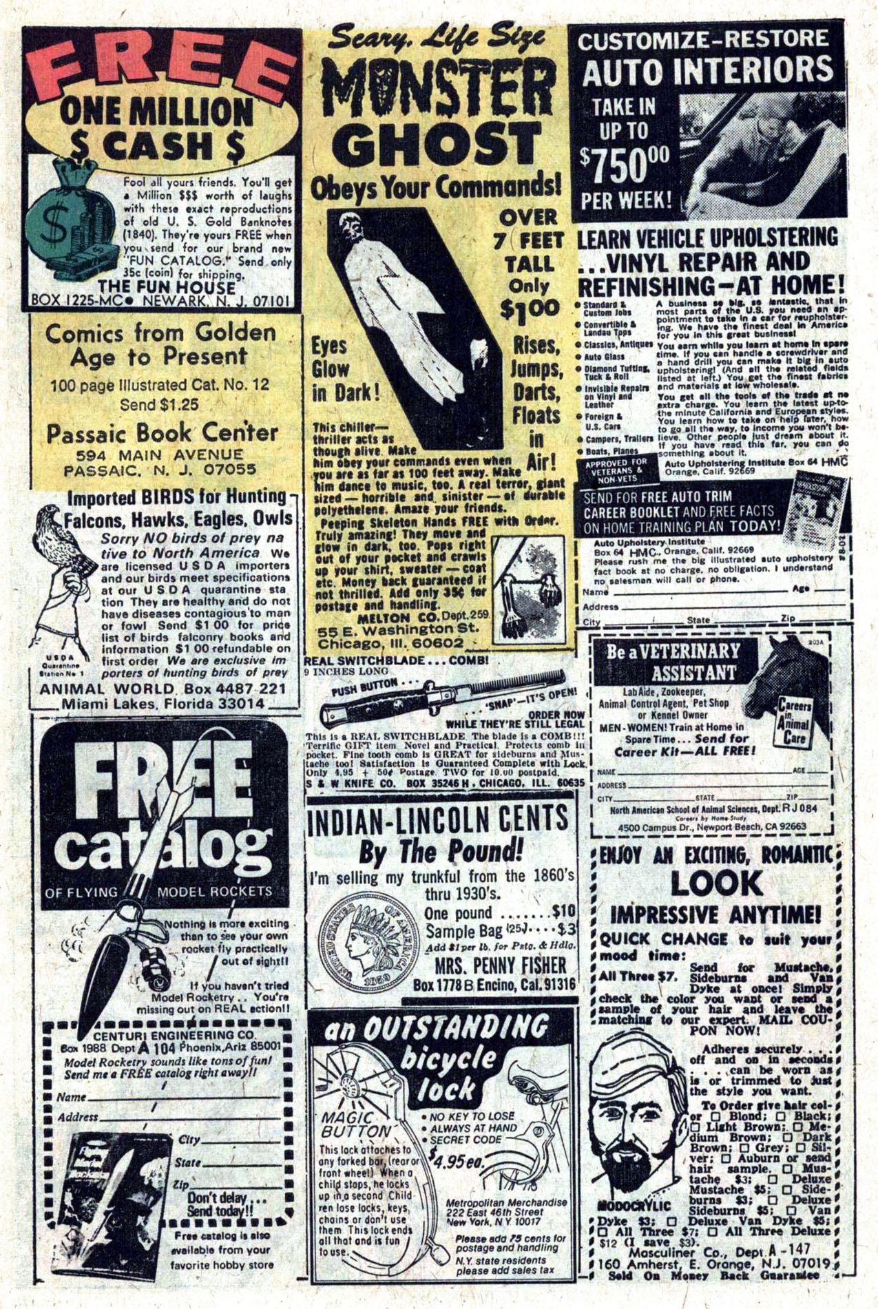 Read online Amazing Adventures (1970) comic -  Issue #27 - 26