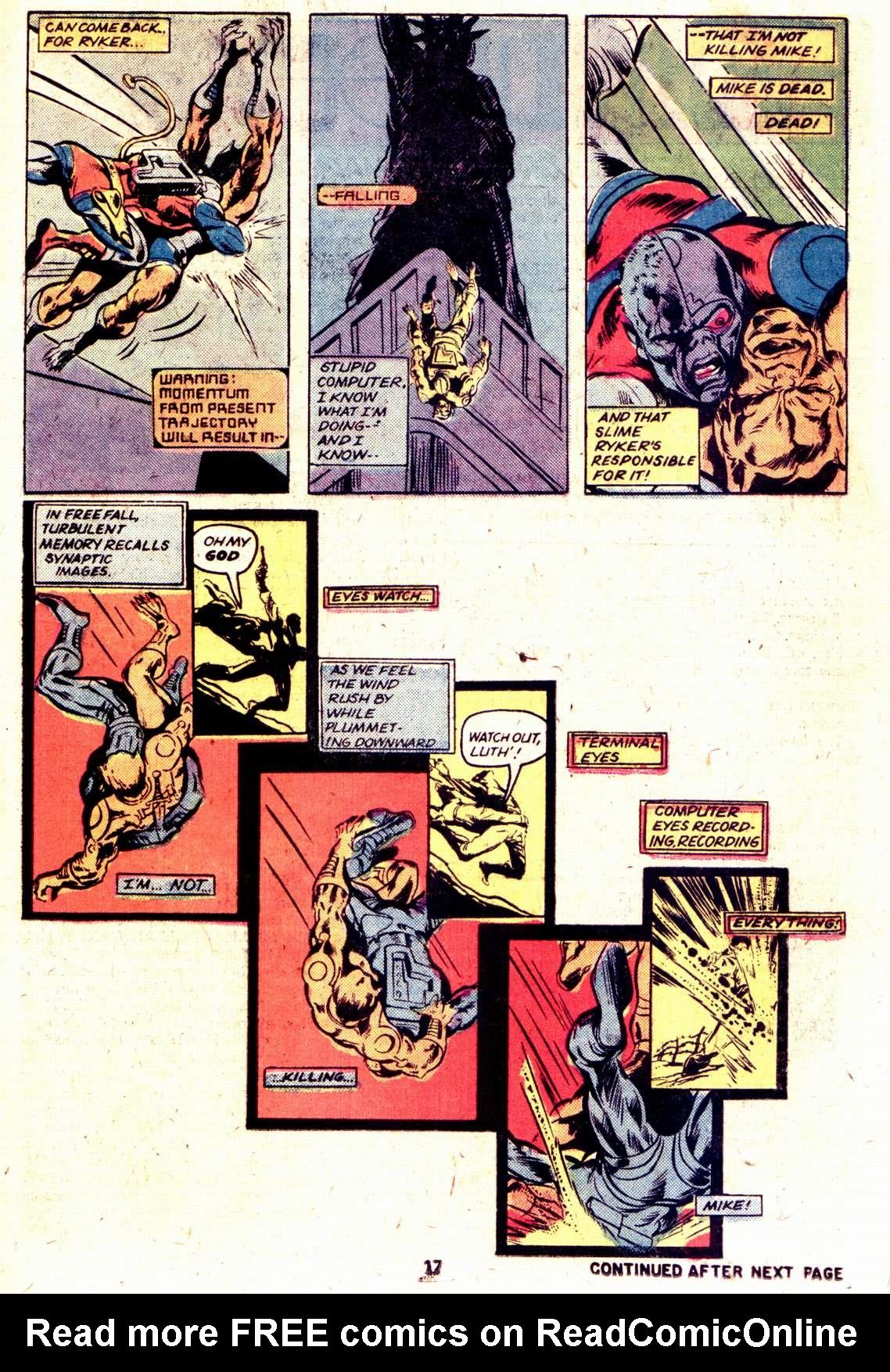 Read online Astonishing Tales (1970) comic -  Issue #27 - 12