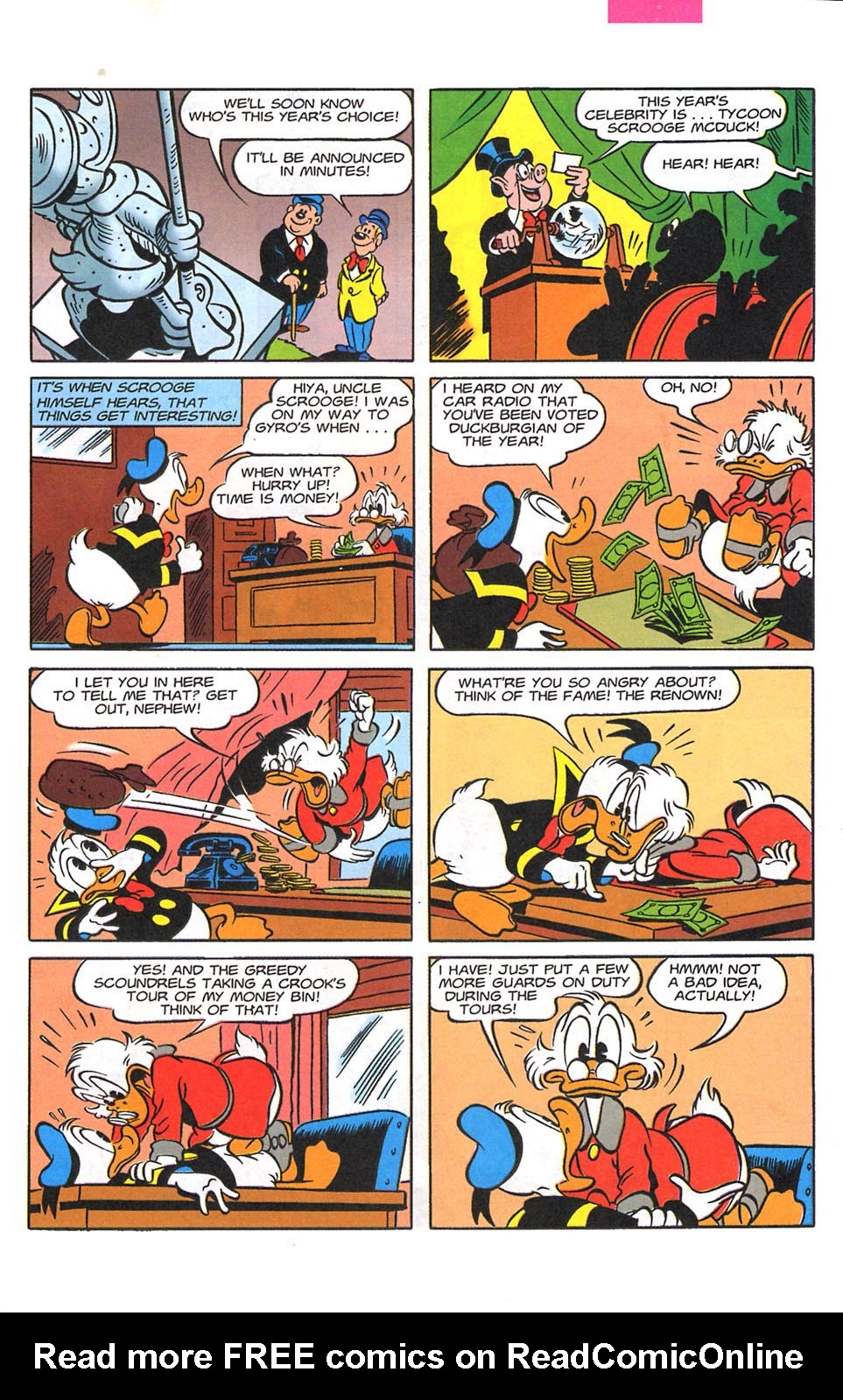 Read online Uncle Scrooge (1953) comic -  Issue #294 - 20