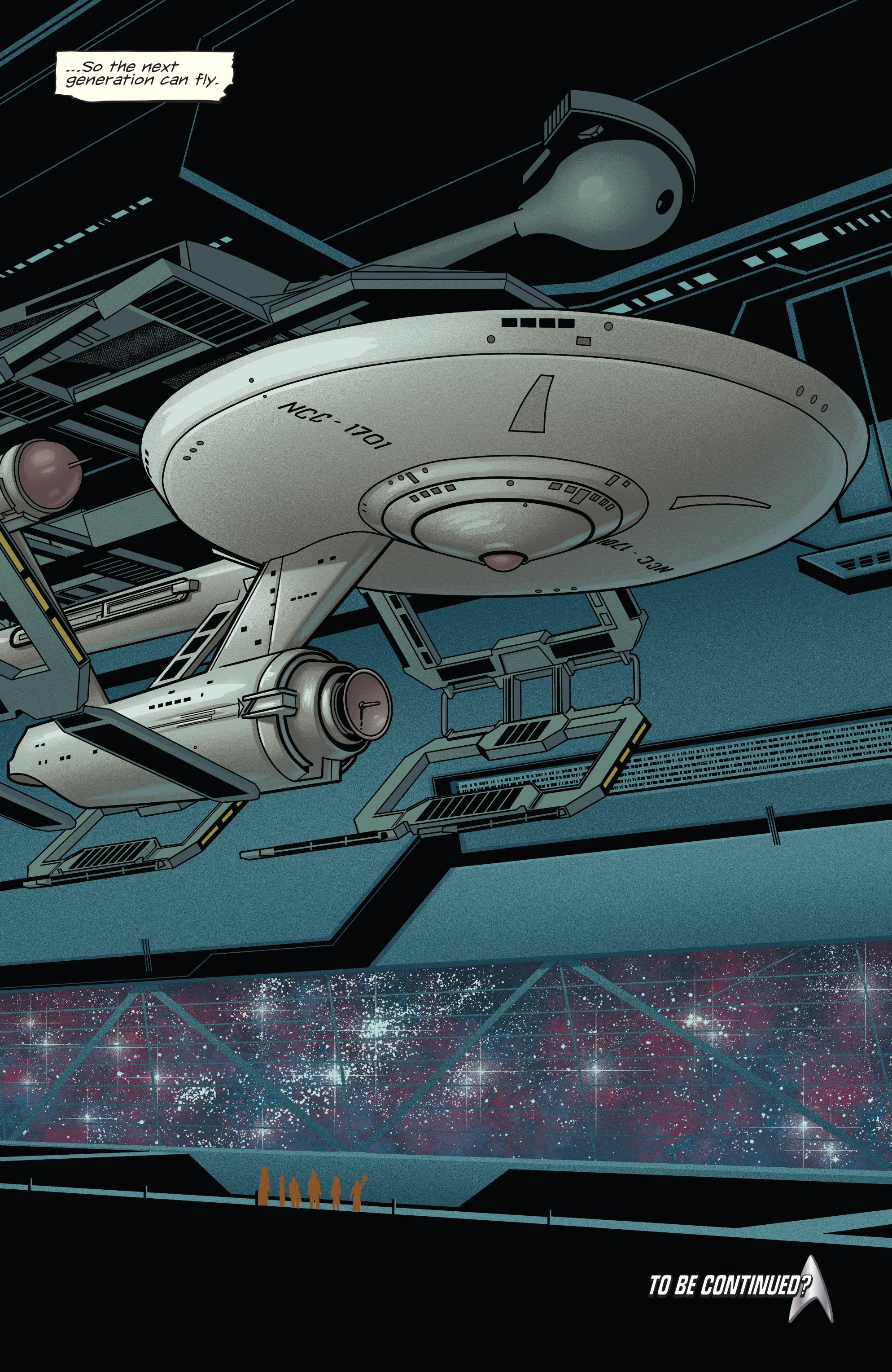 Read online Star Trek: Deviations comic -  Issue # Full - 27