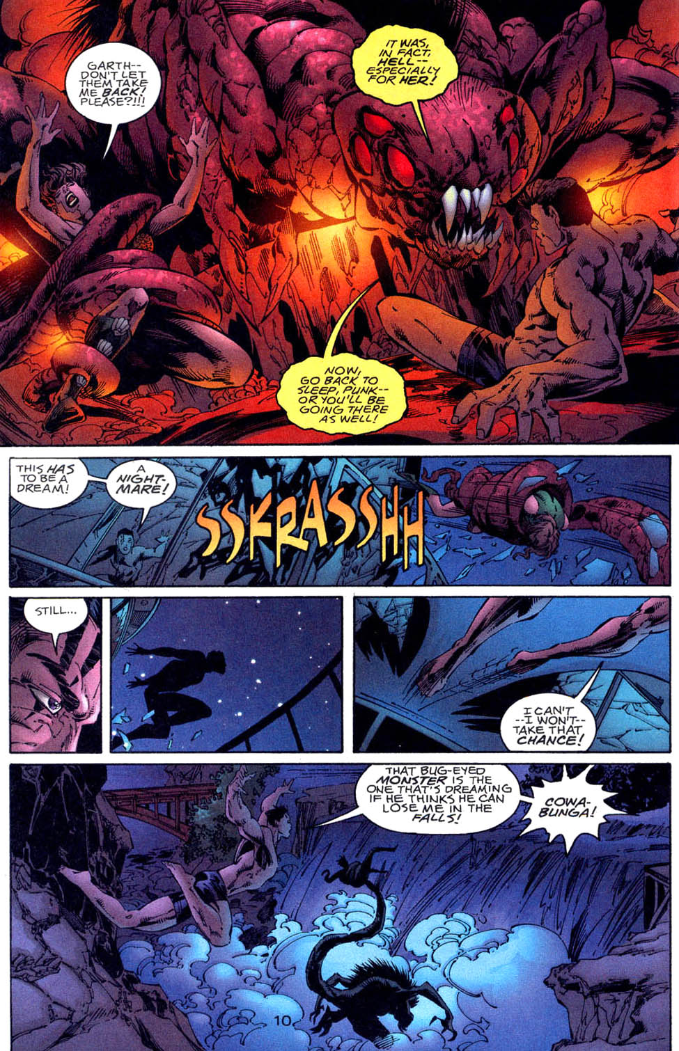 Read online Aquaman (1994) comic -  Issue #61 - 11
