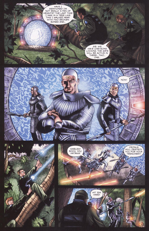 Read online Stargate SG-1: Aris Boch comic -  Issue # Full - 12