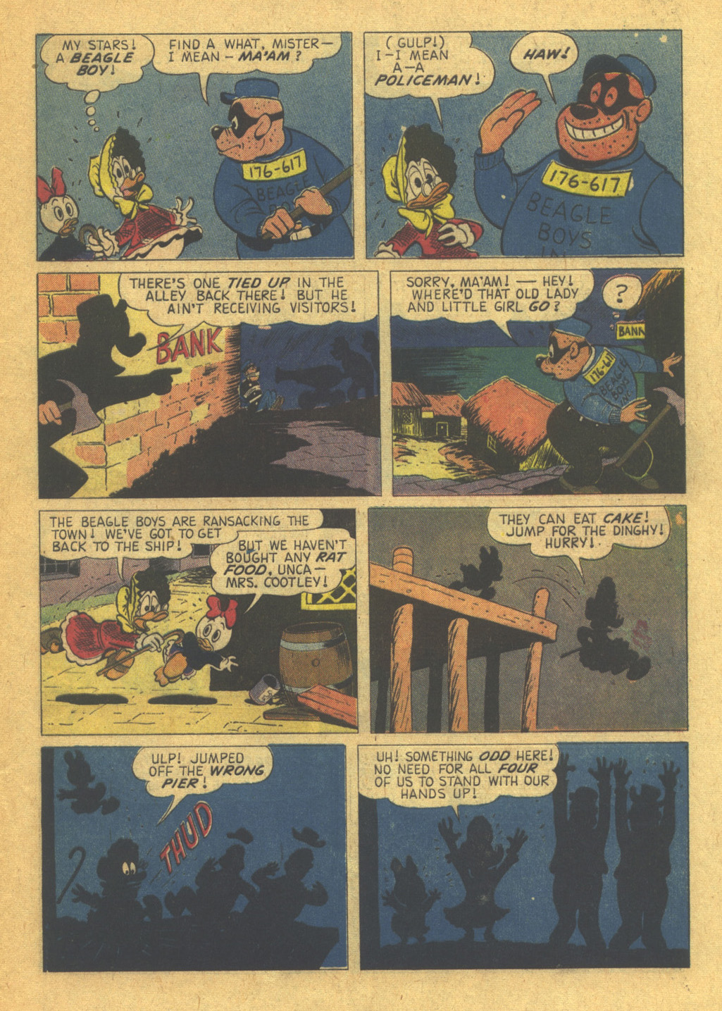 Read online Uncle Scrooge (1953) comic -  Issue #31 - 9