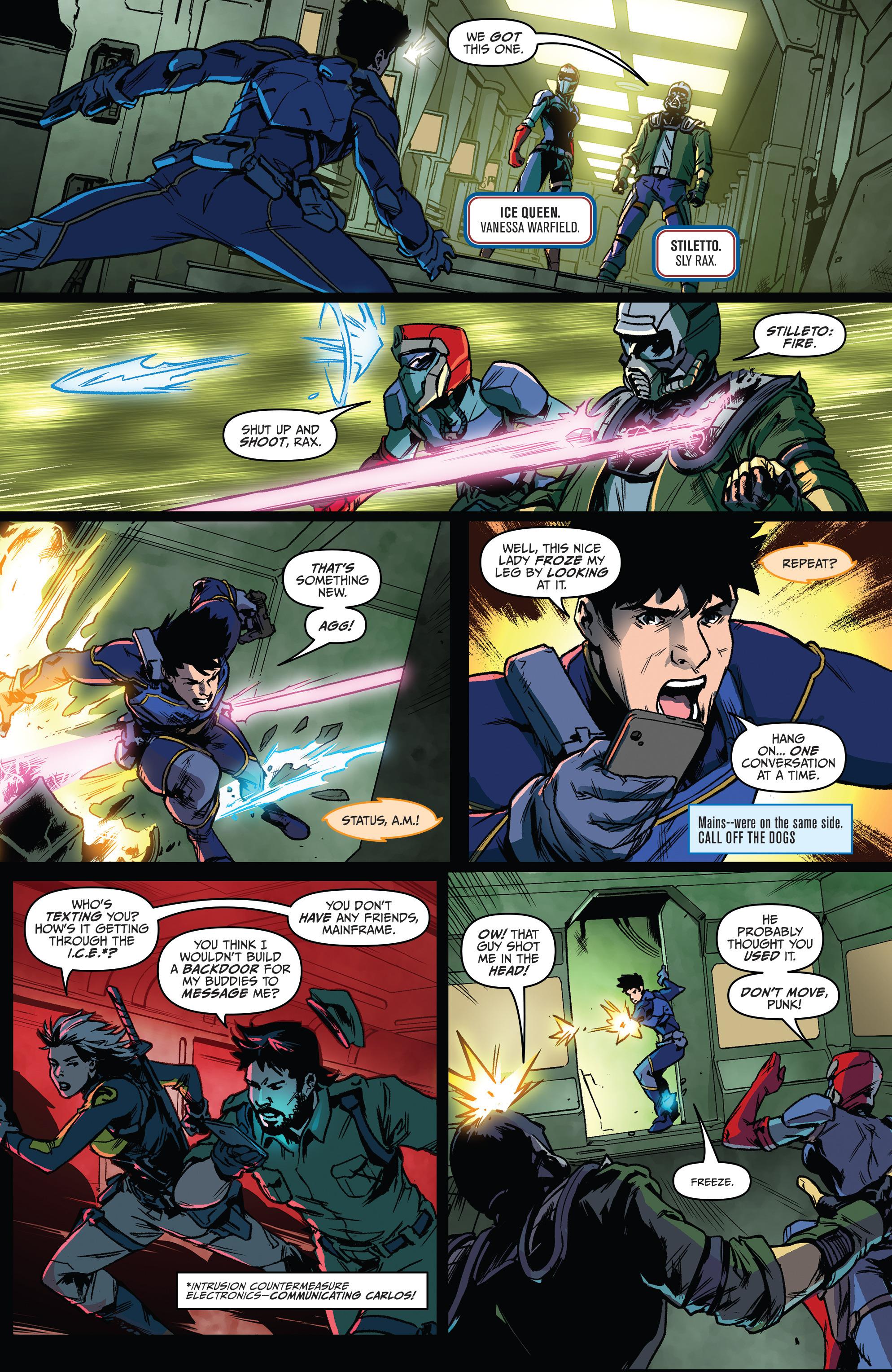 Read online Action Man: Revolution comic -  Issue #Action Man: Revolution Full - 13