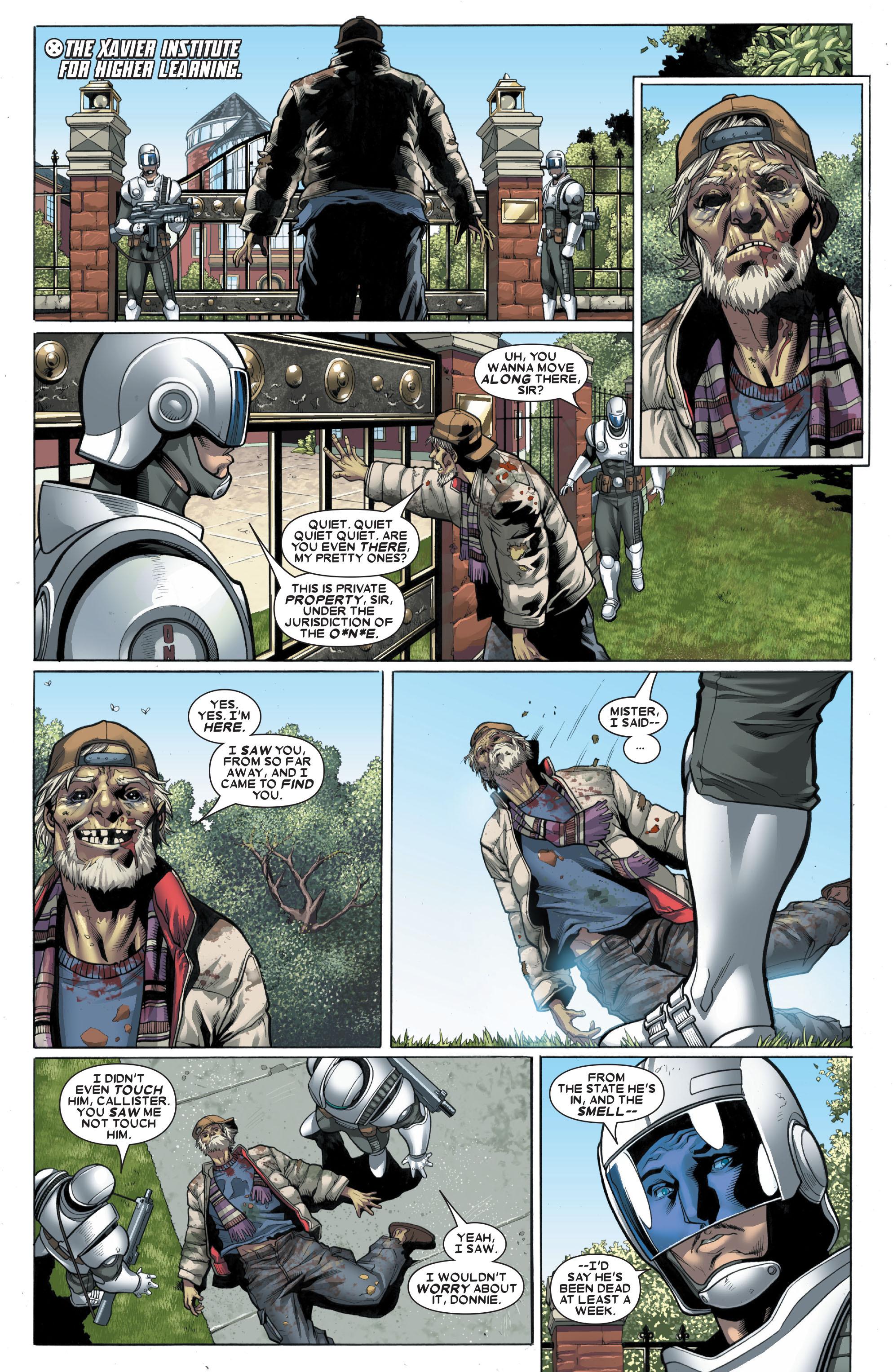 X-Men (1991) 191 Page 8