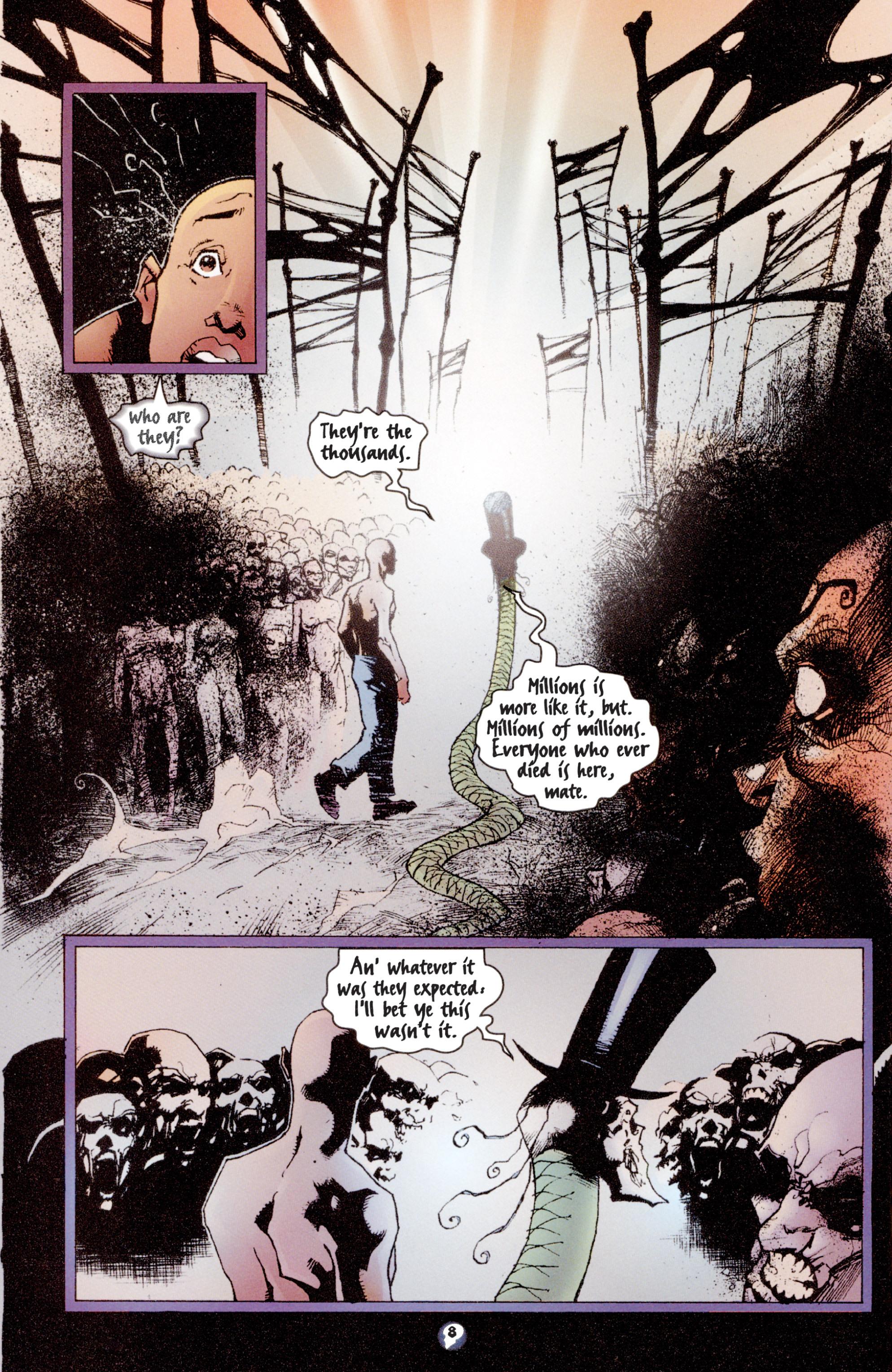 Read online Shadowman (1997) comic -  Issue #3 - 8