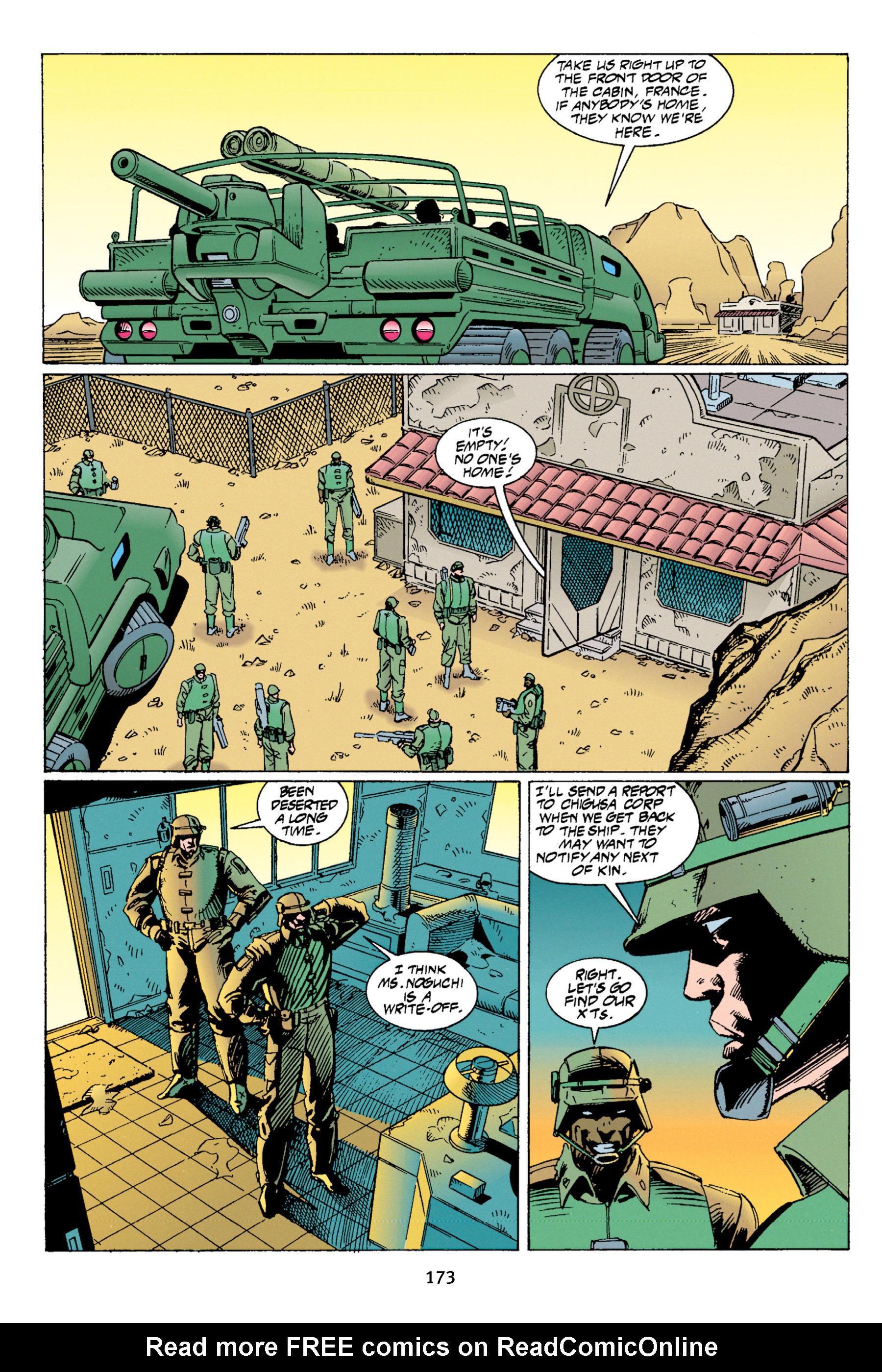 Read online Aliens vs. Predator Omnibus comic -  Issue # _TPB 1 Part 2 - 71