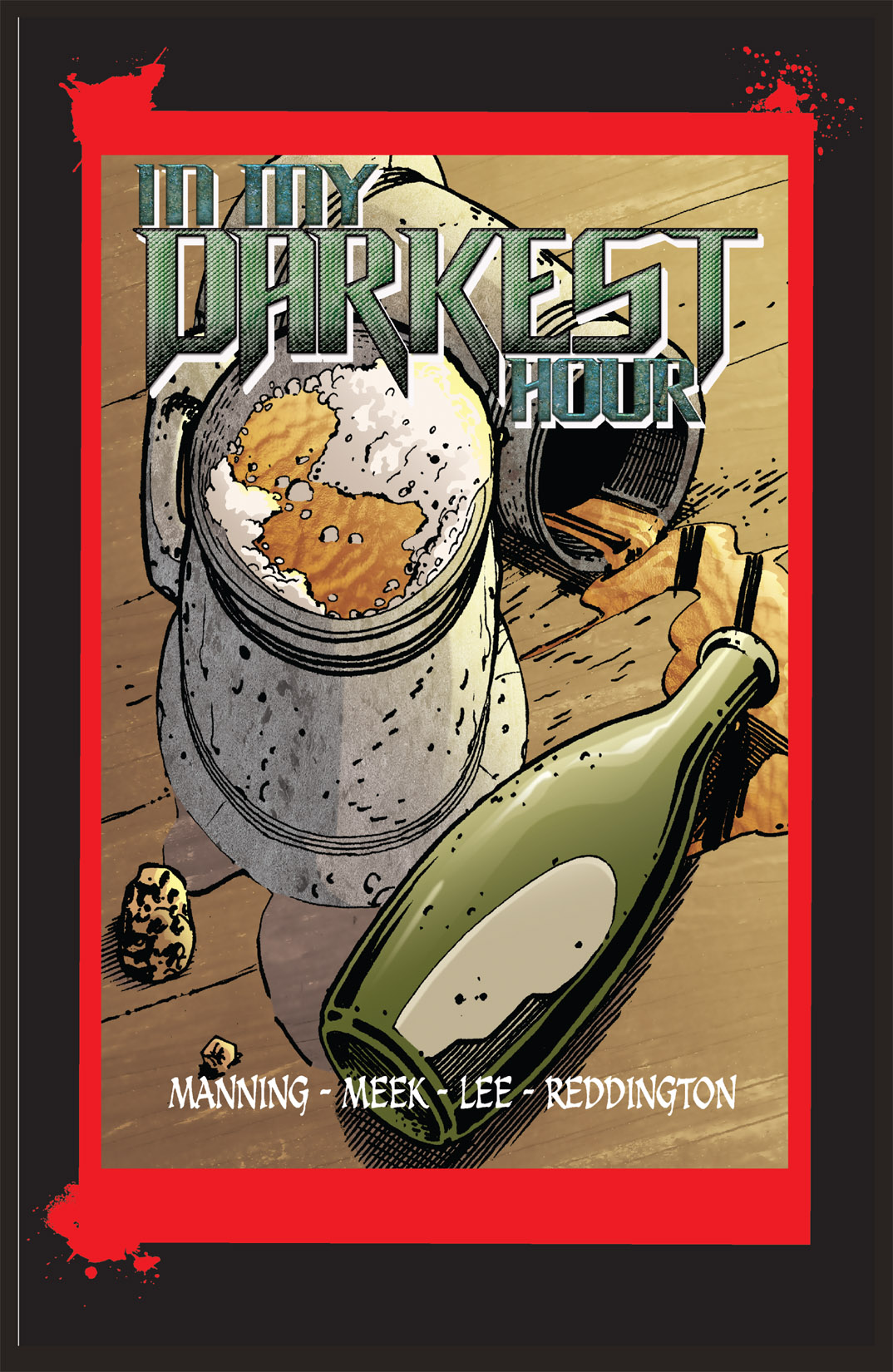 Read online Nightmare World comic -  Issue # Vol. 2 Leave the Light On - 26