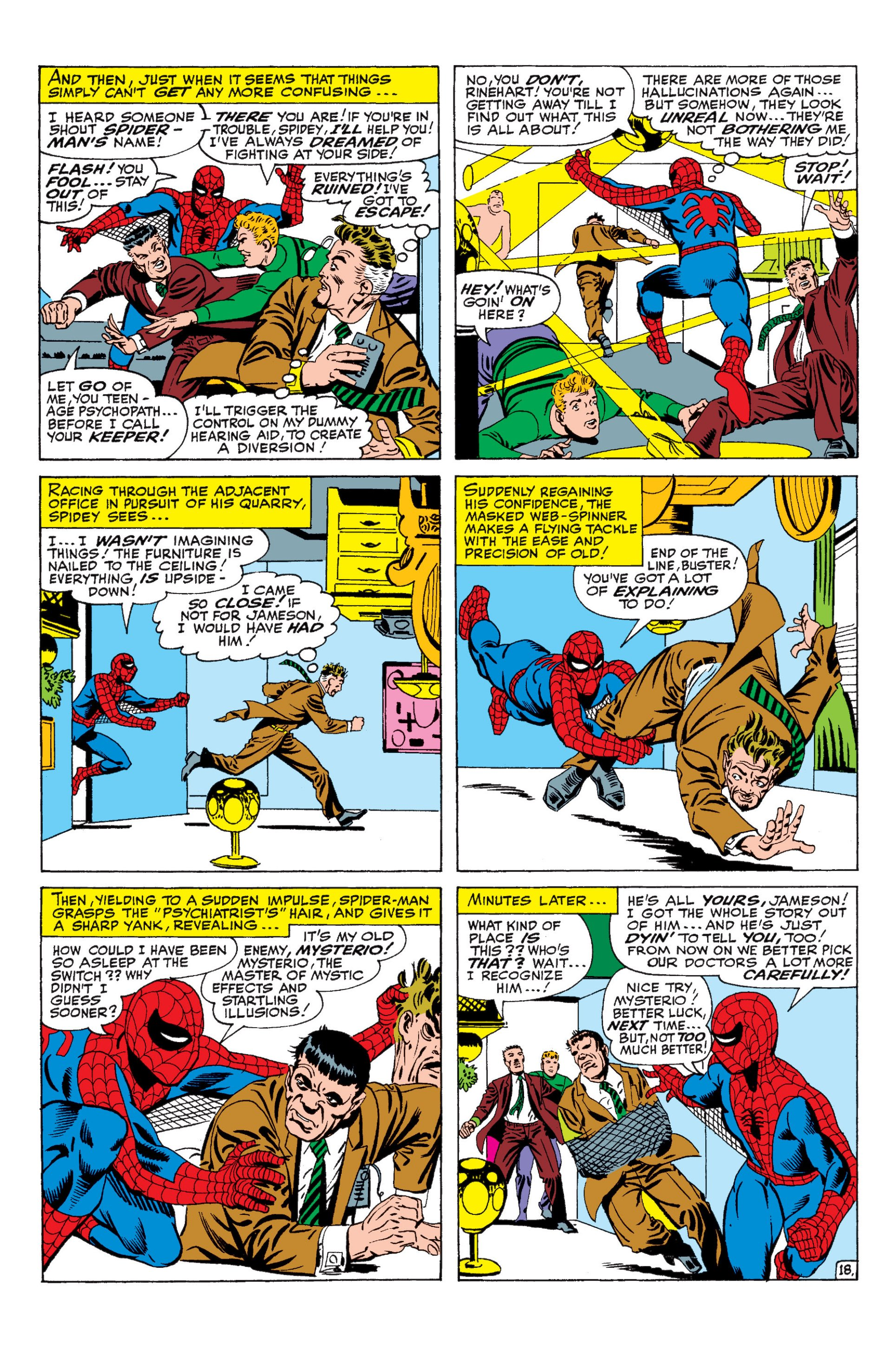 The Amazing Spider-Man (1963) 24 Page 18