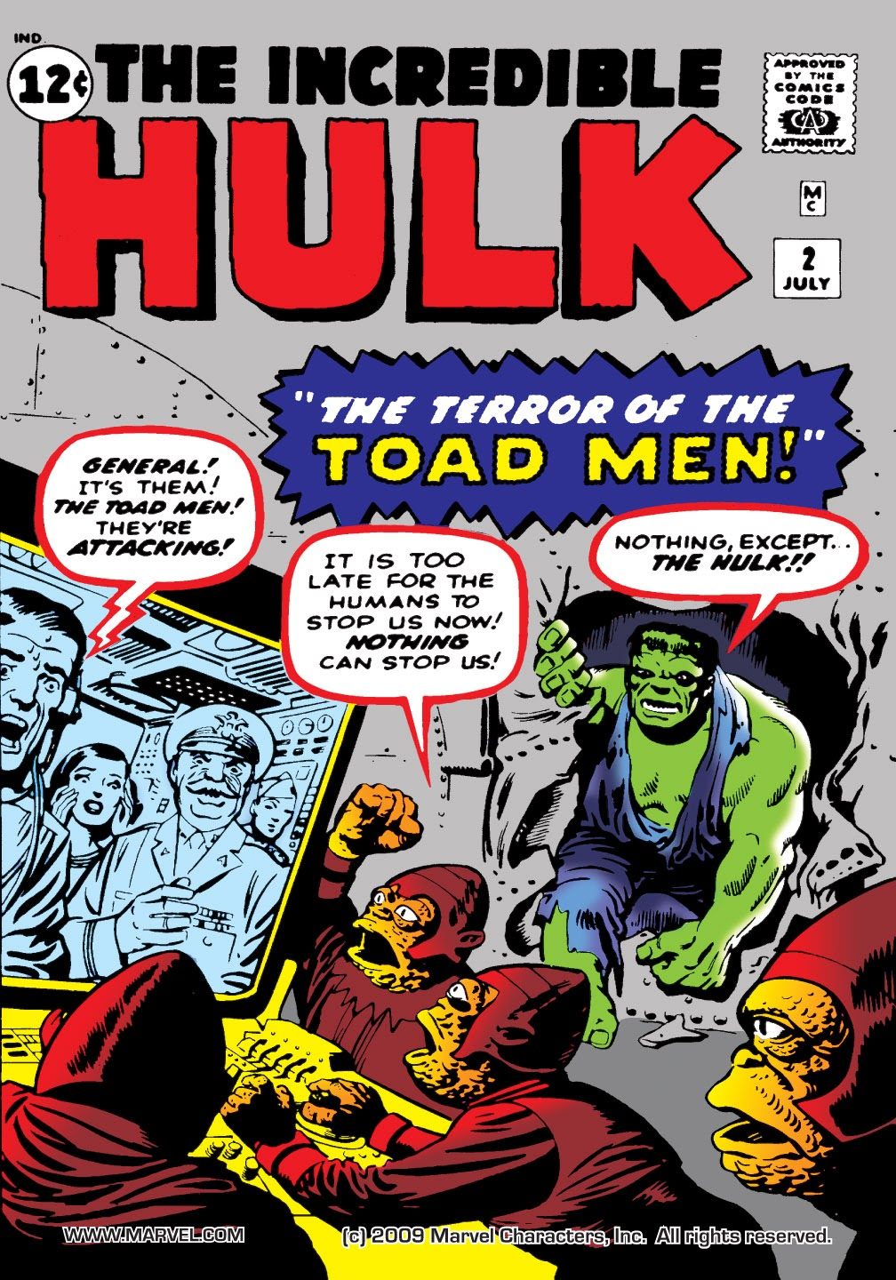 Read online Marvel Masterworks: The Incredible Hulk comic -  Issue # TPB 1 (Part 1) - 28