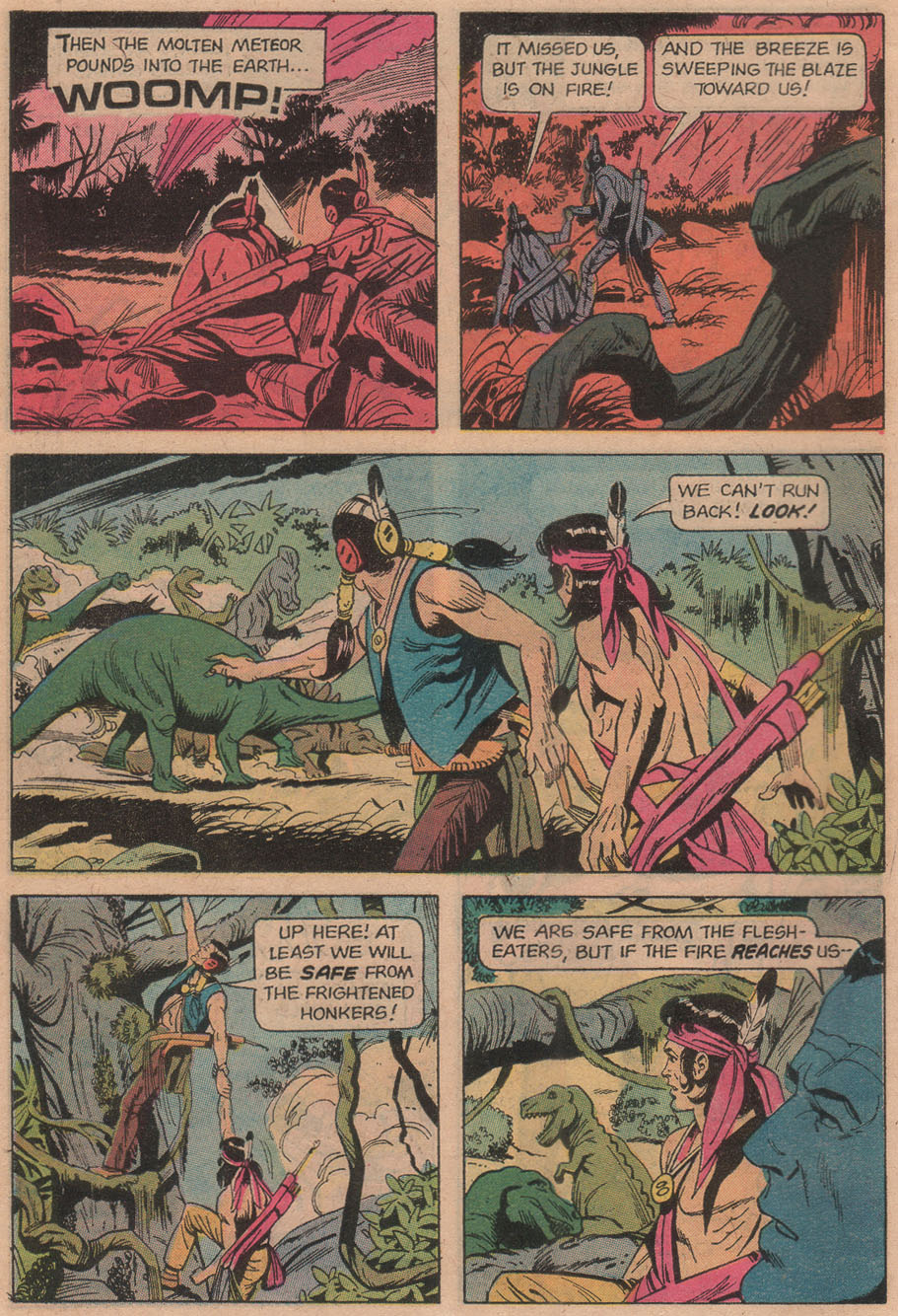 Read online Turok, Son of Stone comic -  Issue #97 - 10