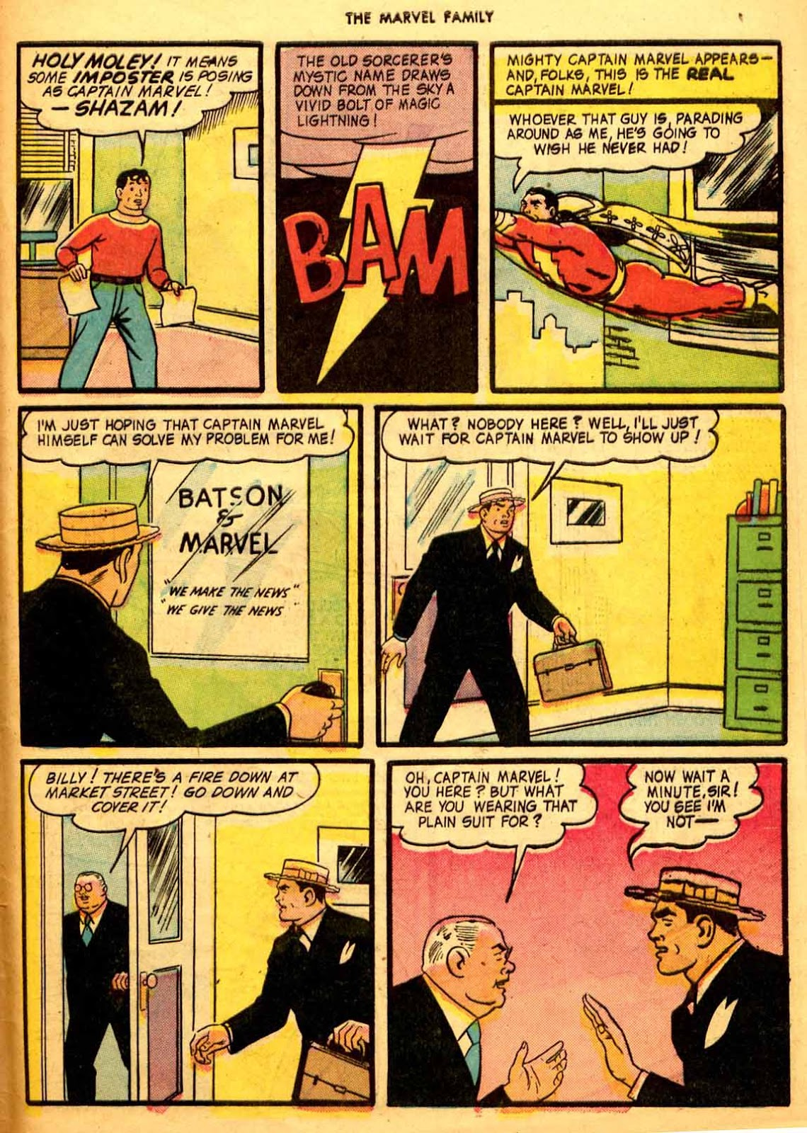 The Marvel Family issue 9 - Page 43