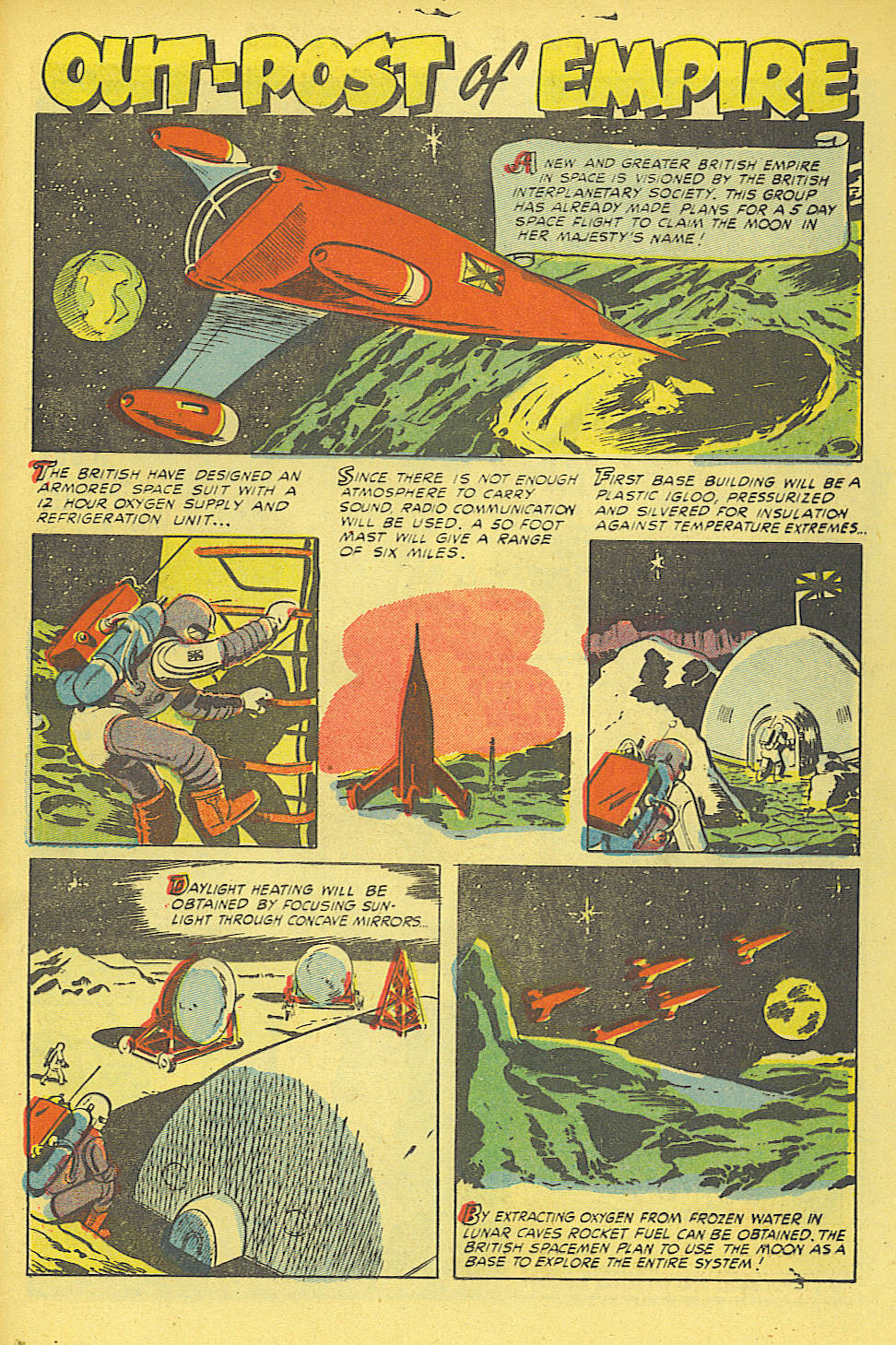 Read online Space Adventures comic -  Issue #15 - 28