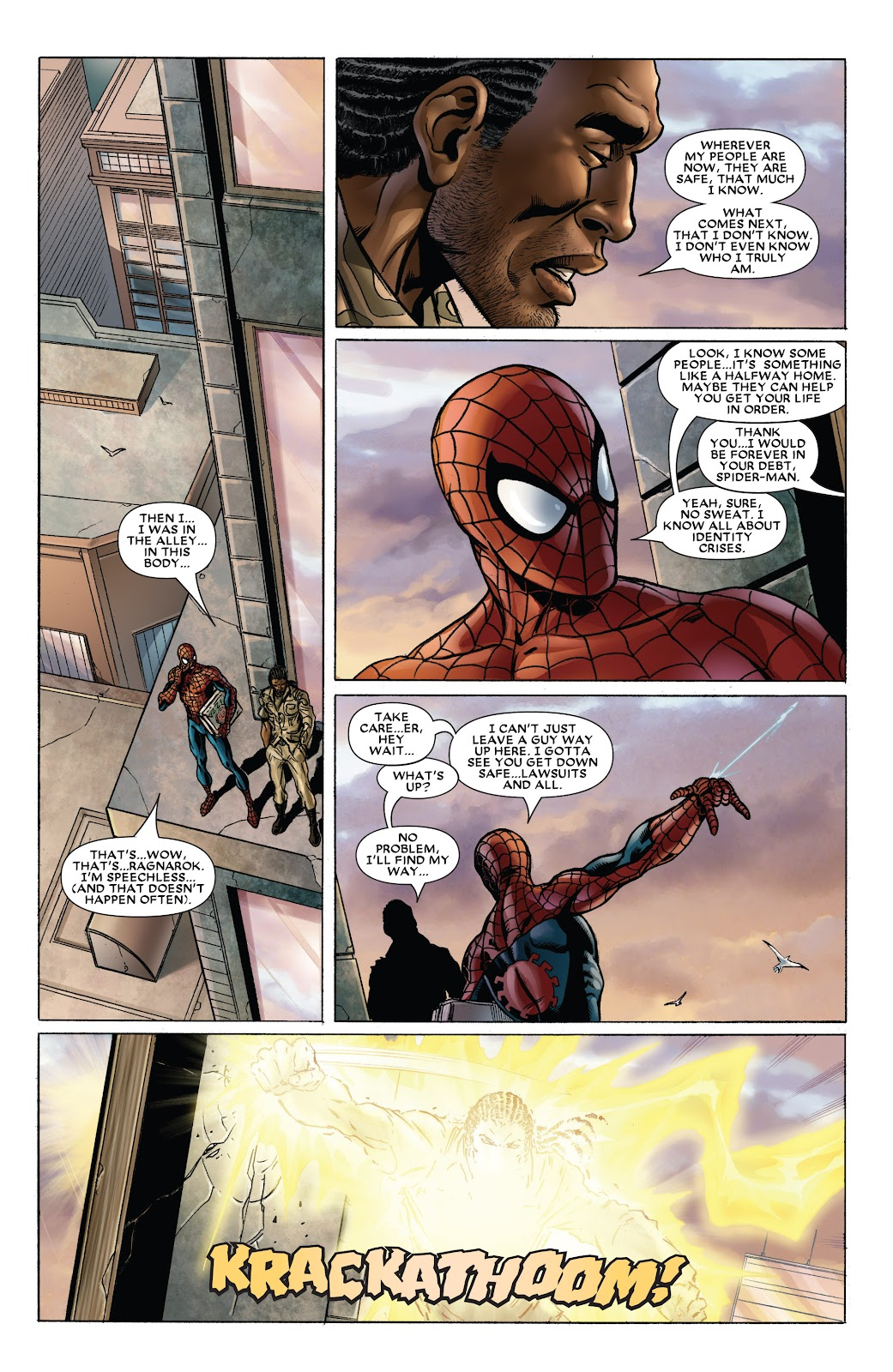 Read online Thor: Ragnaroks comic -  Issue # TPB (Part 4) - 85