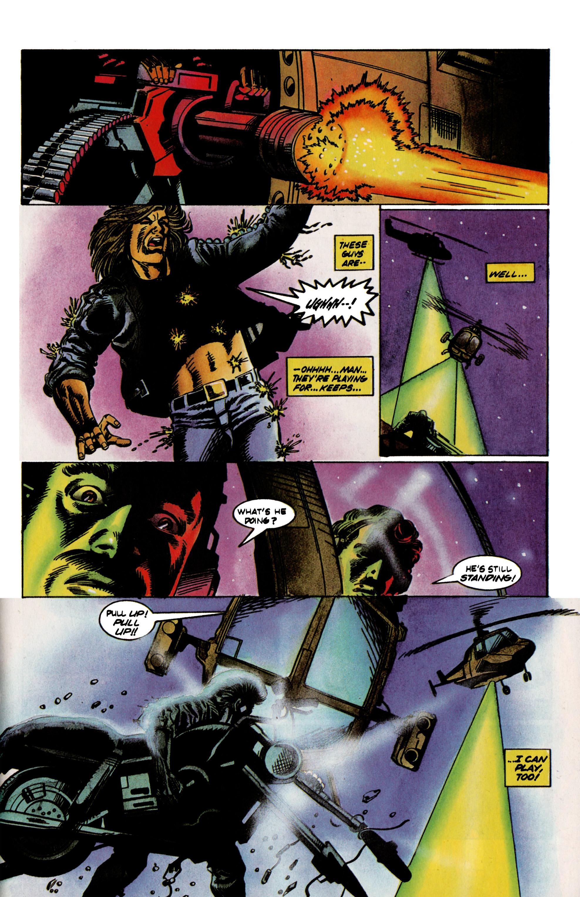 Read online Eternal Warrior (1992) comic -  Issue #21 - 18