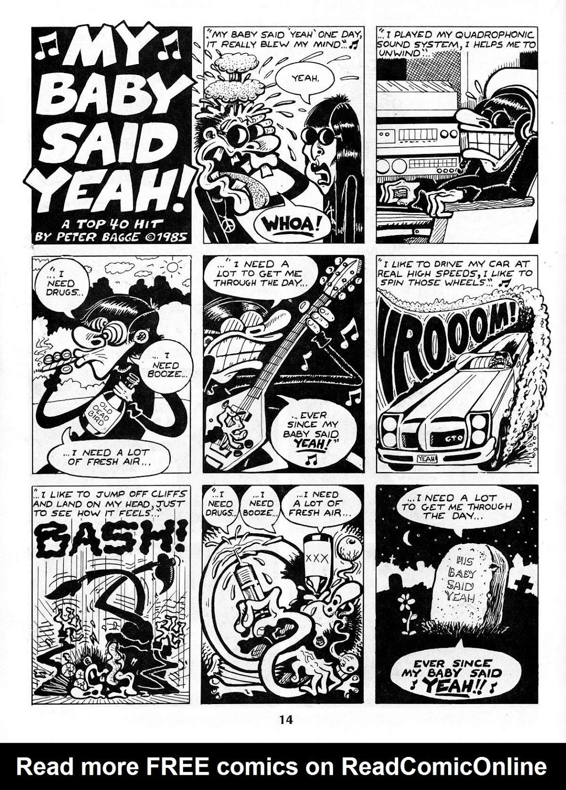 Read online Neat Stuff comic -  Issue #3 - 16