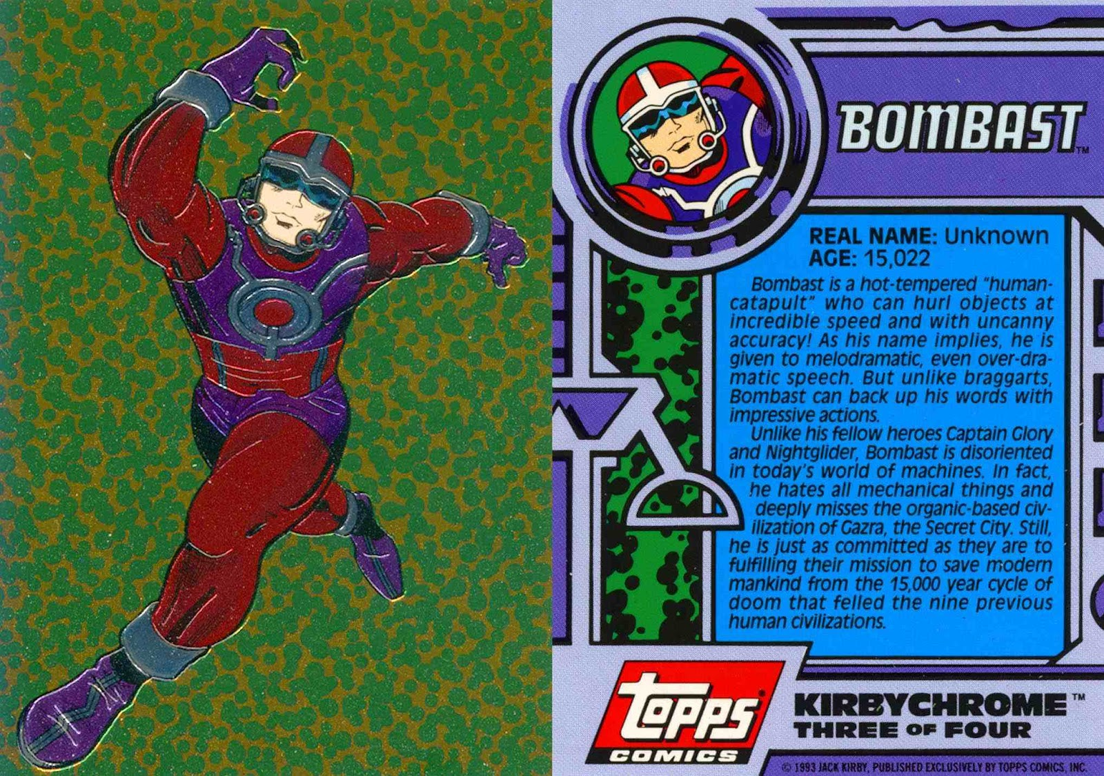 Read online Bombast comic -  Issue # Full - 31