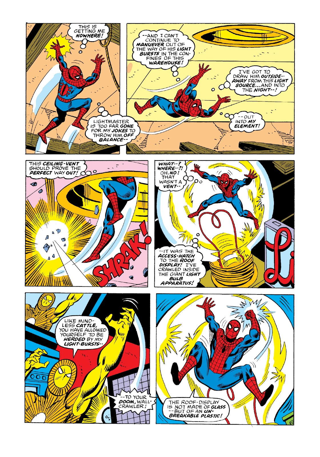 Read online Marvel Masterworks: The Spectacular Spider-Man comic -  Issue # TPB 2 (Part 1) - 97