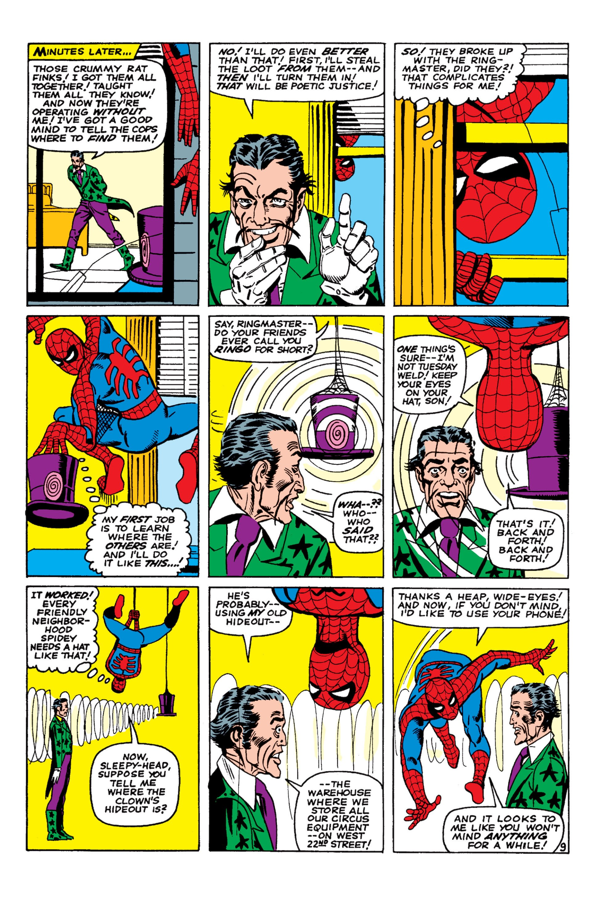 The Amazing Spider-Man (1963) 22 Page 9