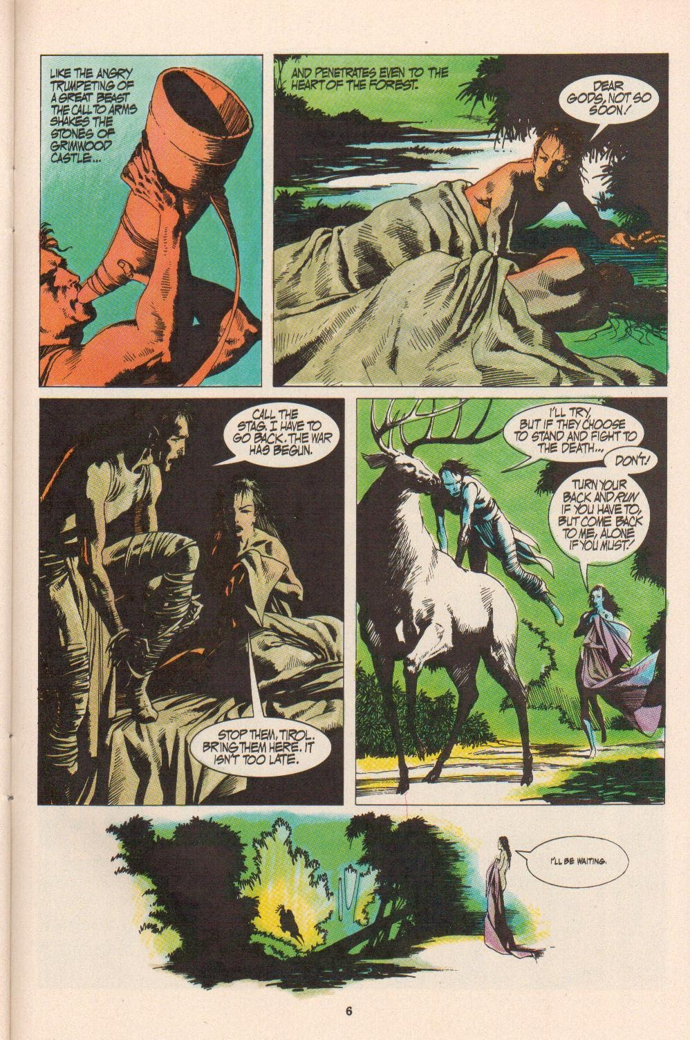 Read online Dalgoda comic -  Issue #4 - 31