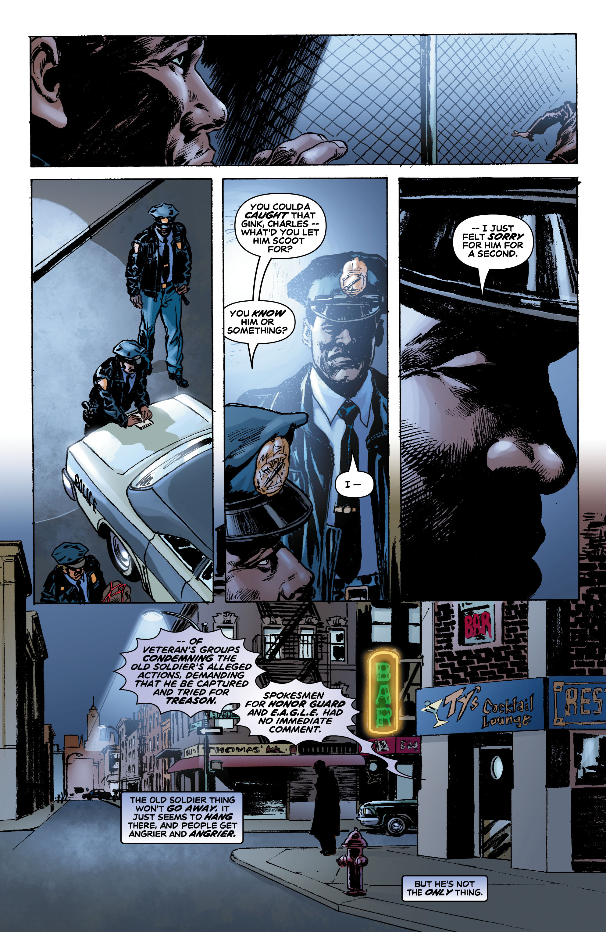 Read online Astro City: Dark Age/Book One comic -  Issue #1 - 16
