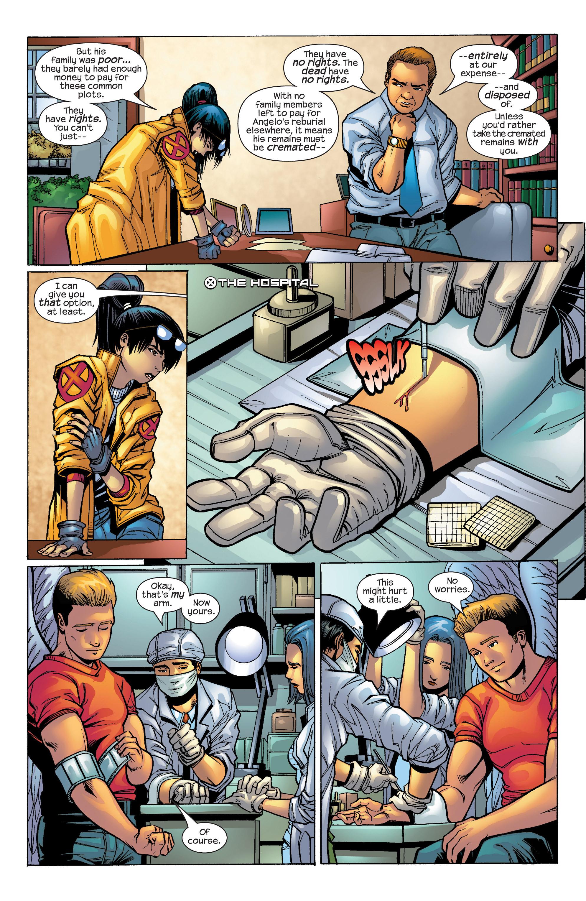 Read online Uncanny X-Men (1963) comic -  Issue #427 - 13