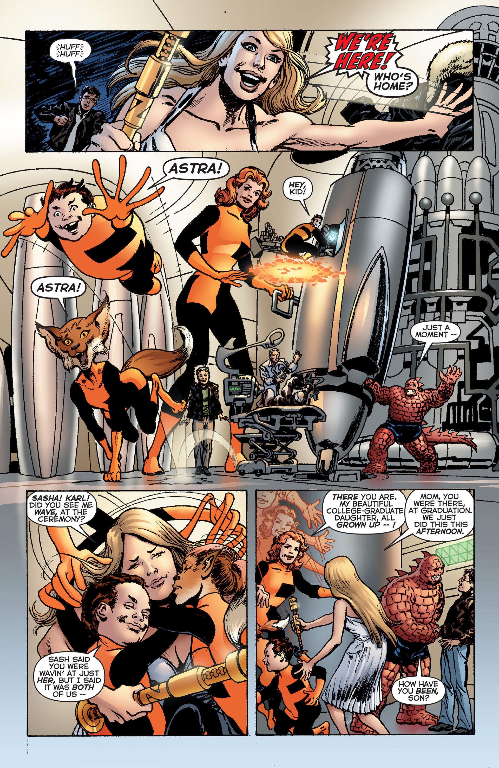 Read online Astro City: Astra Special comic -  Issue #1 - 20