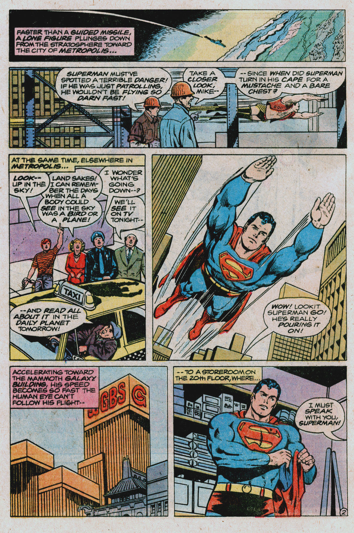 Action Comics (1938) 499 Page 3