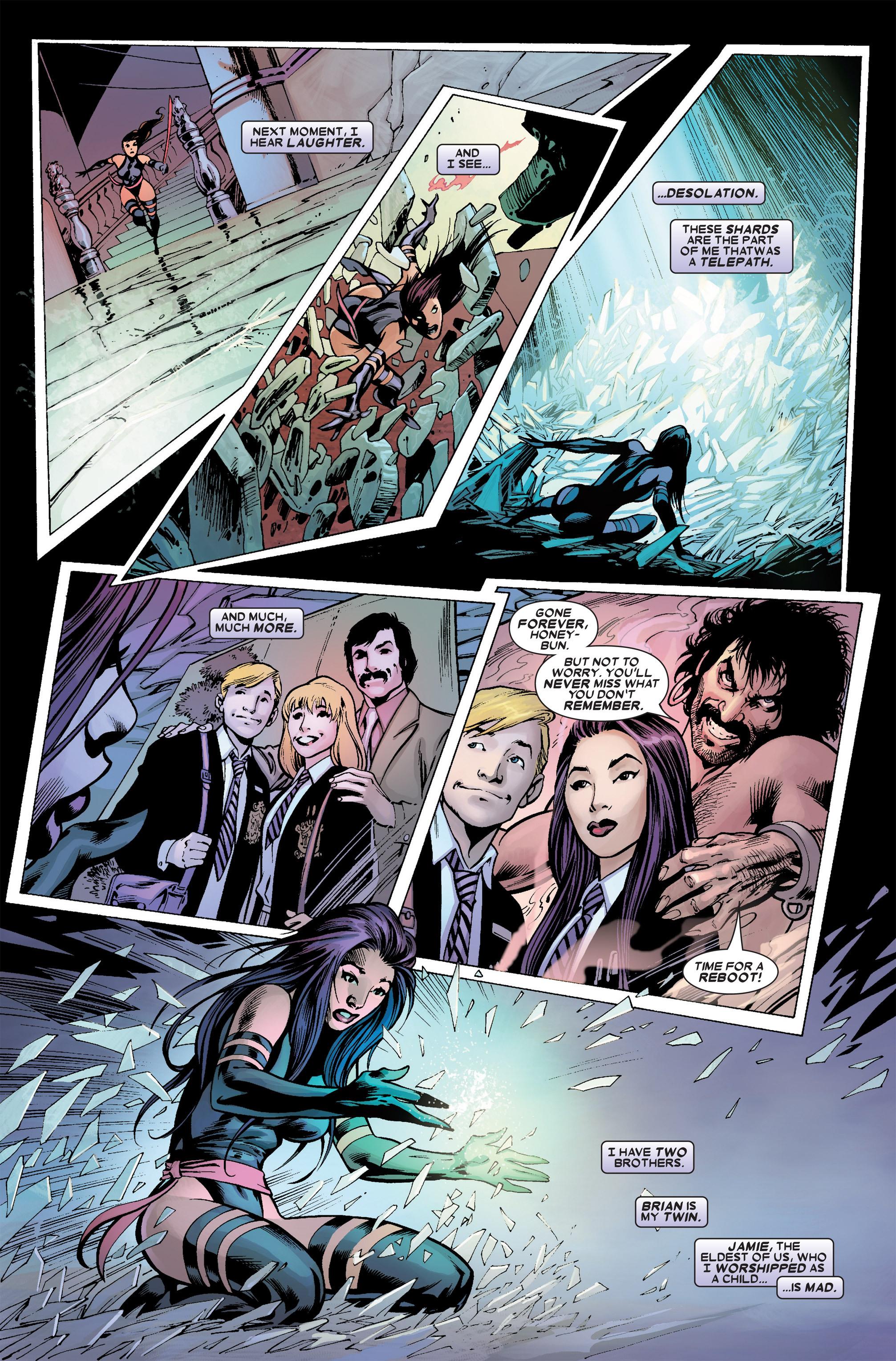 Read online Uncanny X-Men (1963) comic -  Issue #456 - 8