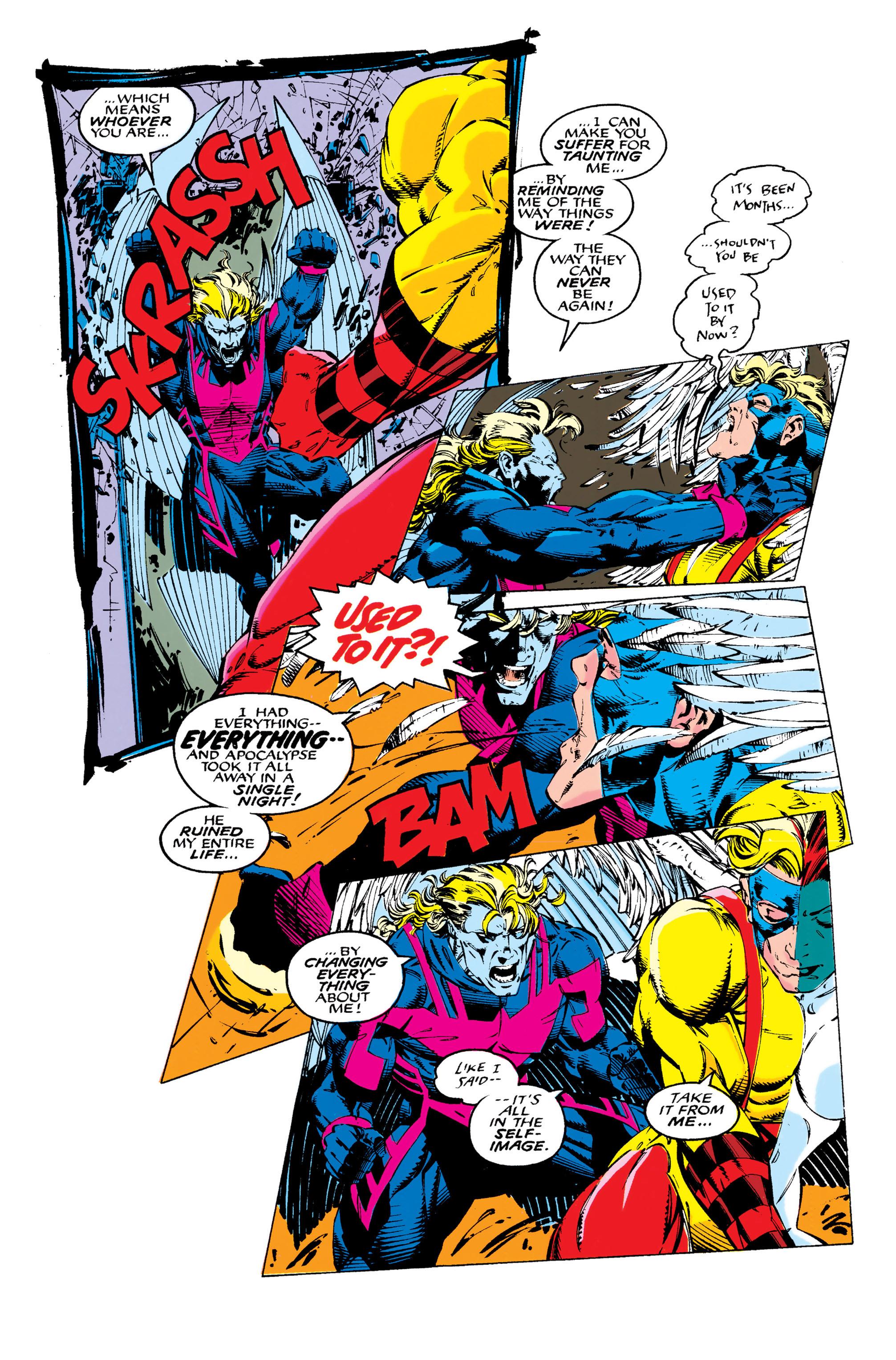 Read online Uncanny X-Men (1963) comic -  Issue #289 - 11