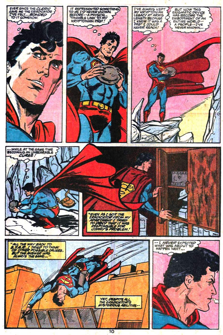 Read online Adventures of Superman (1987) comic -  Issue #459 - 11