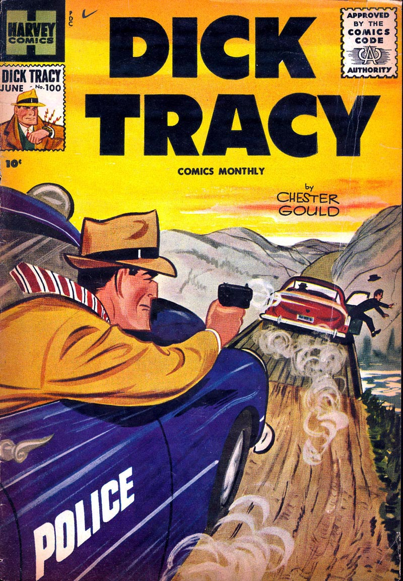 Dick Tracy (1950) 100 Page 1