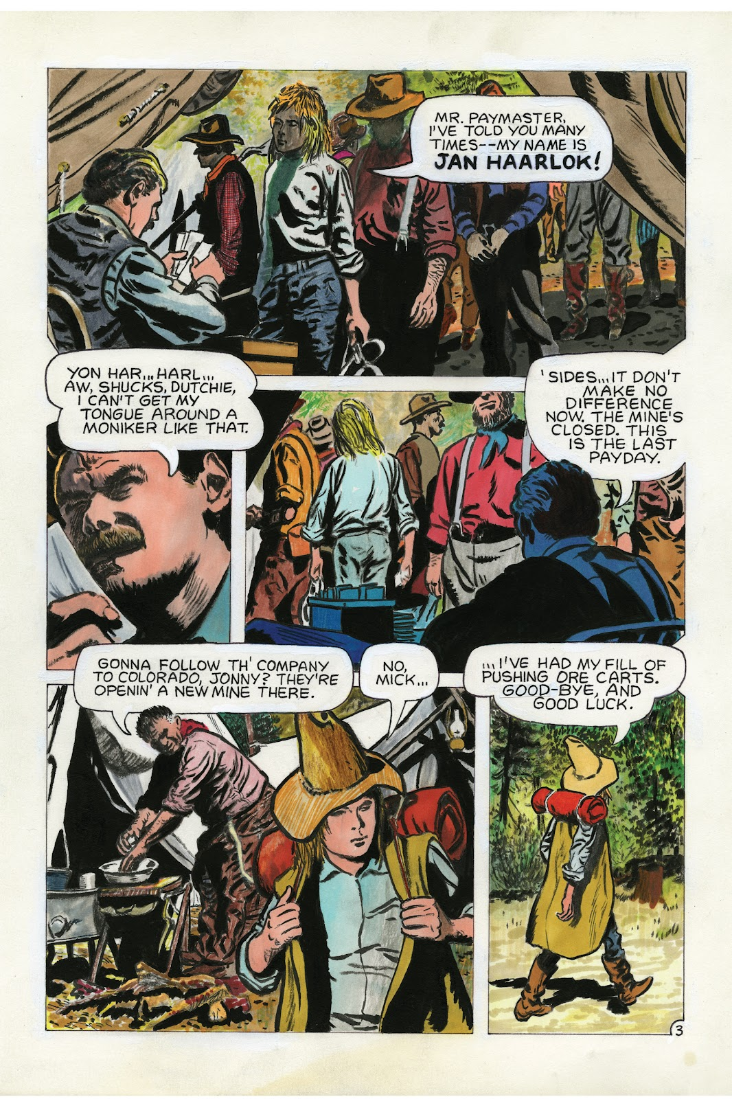 Read online Doug Wildey's Rio: The Complete Saga comic -  Issue # TPB (Part 2) - 38