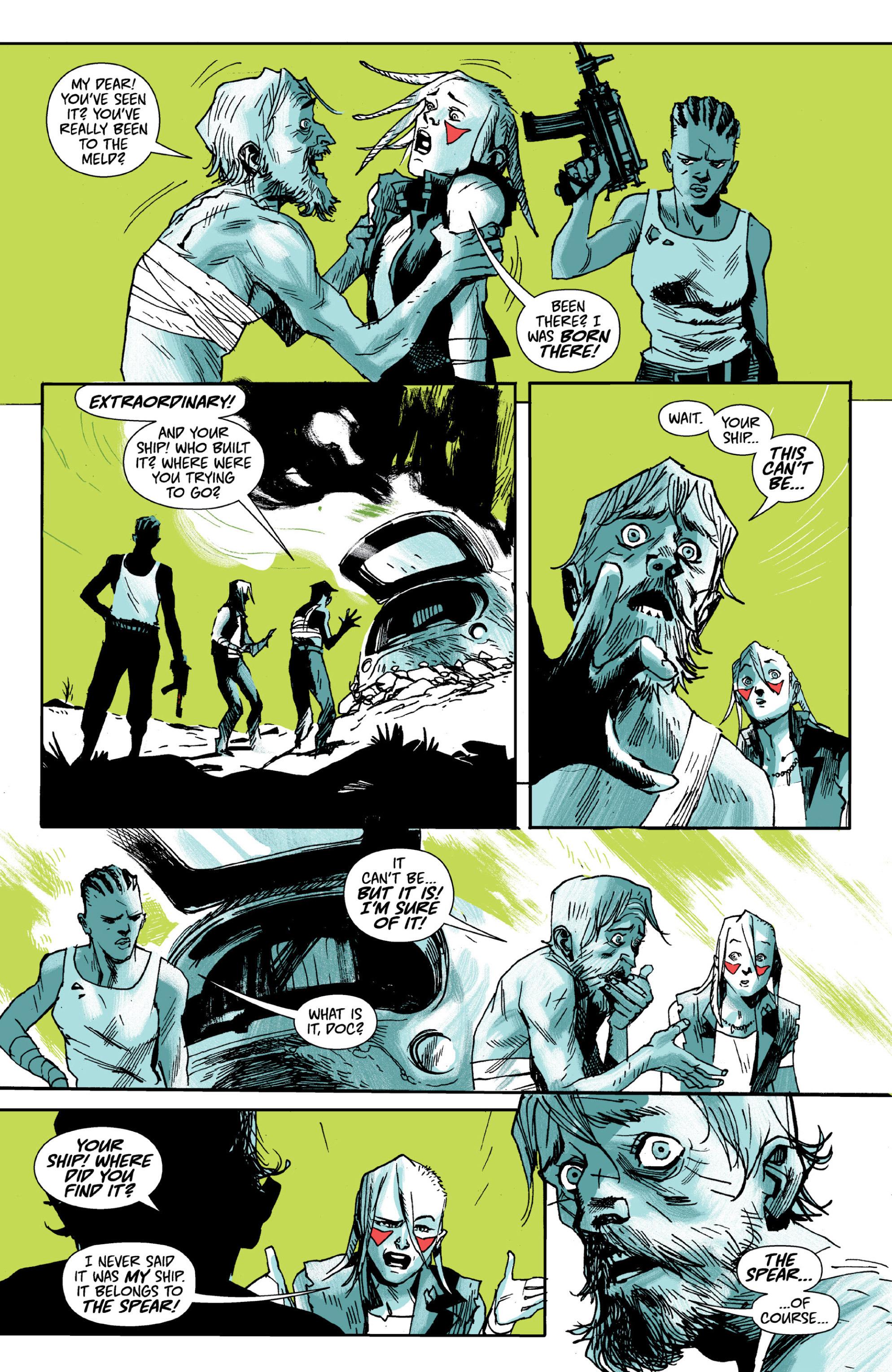 Read online Ei8ht comic -  Issue # TPB - 82