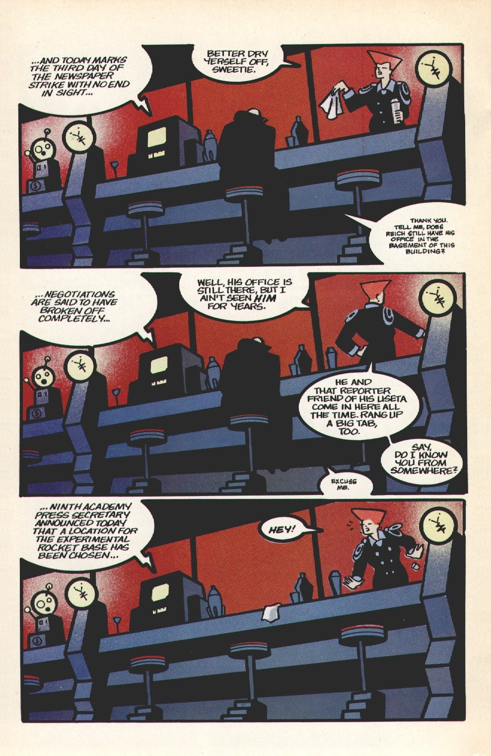 Mister X issue 11 - Page 18