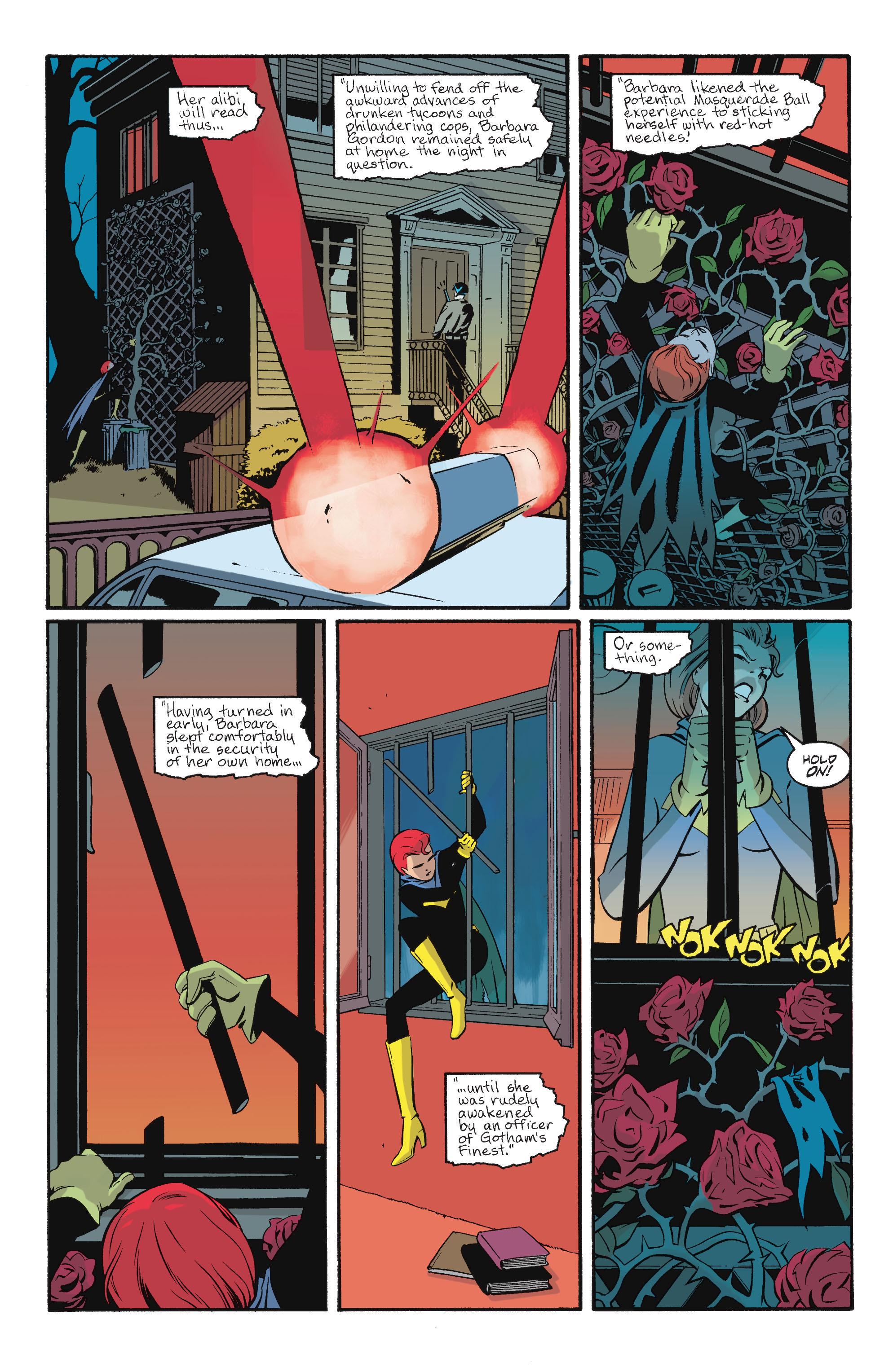 Read online Batgirl/Robin: Year One comic -  Issue # TPB 2 - 45