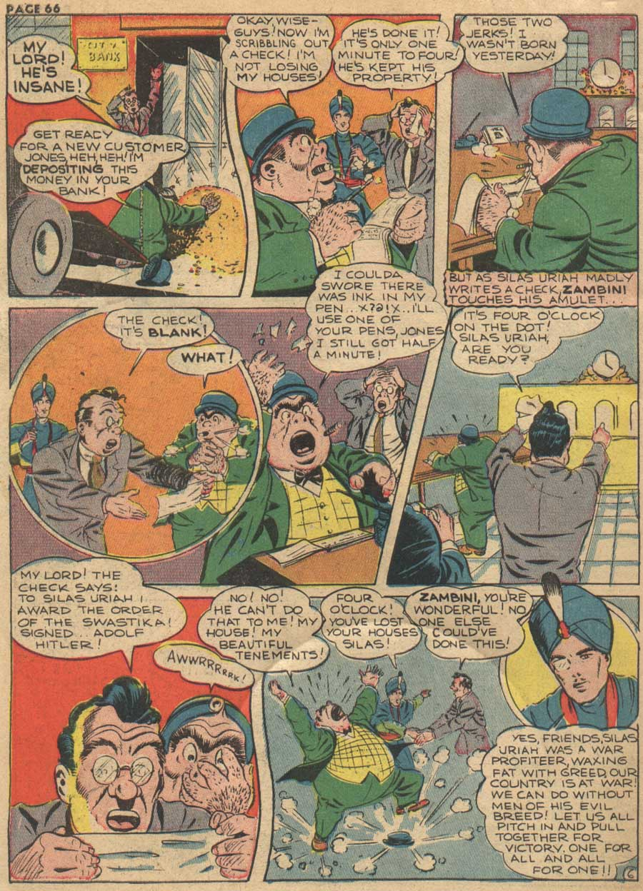 Zip Comics issue 32 - Page 66