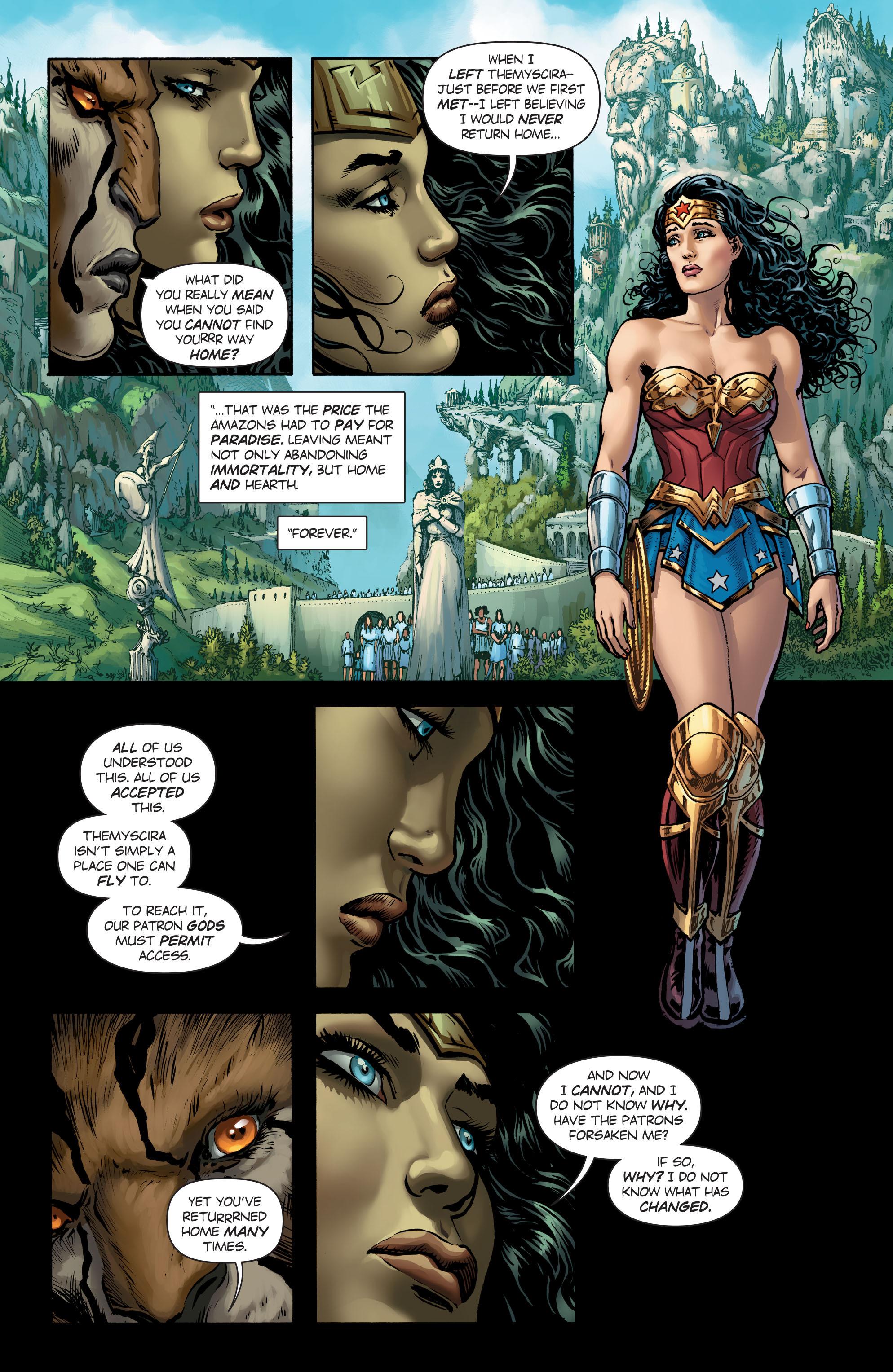 Read online Wonder Woman (2016) comic -  Issue #5 - 11