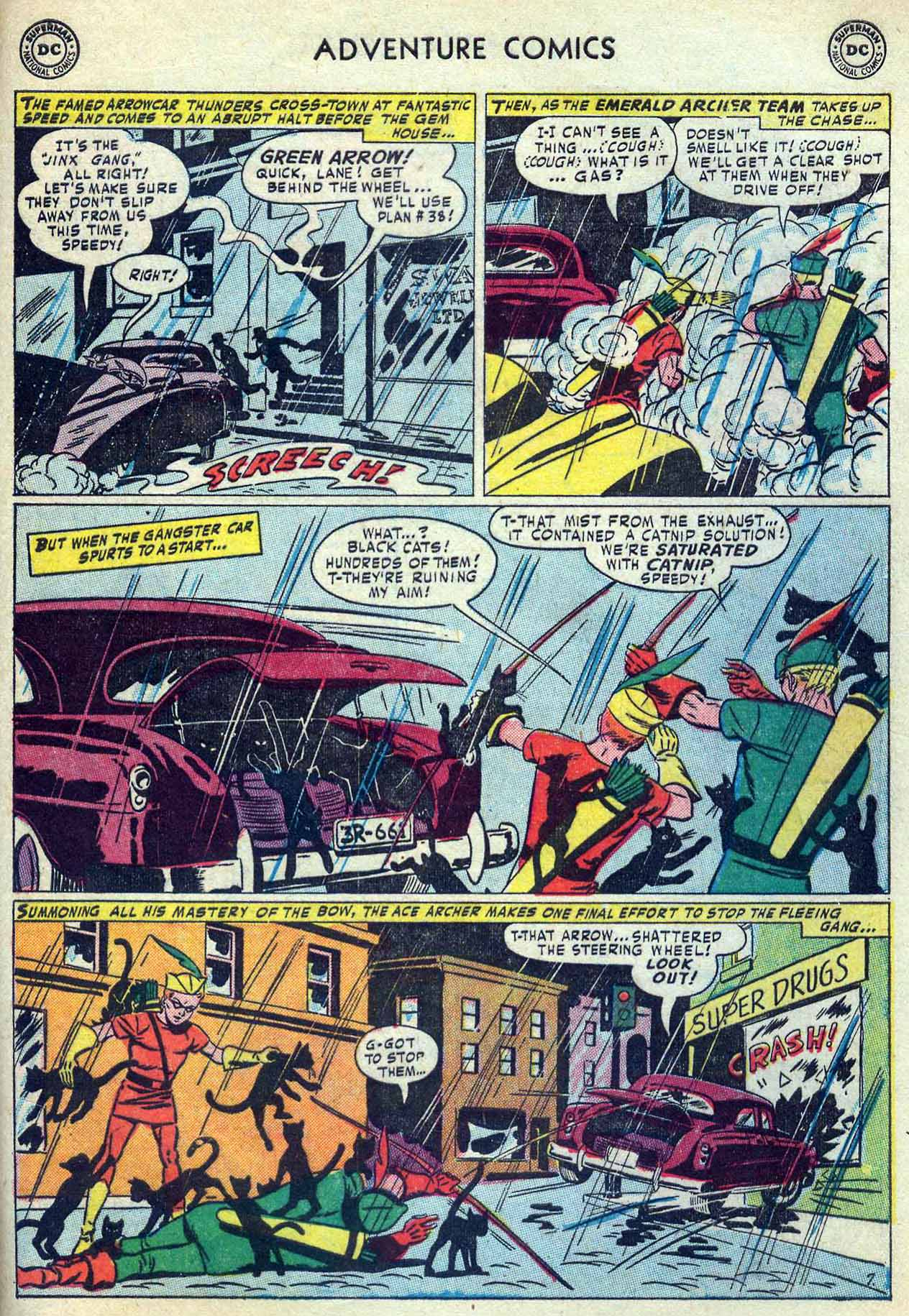 Read online Adventure Comics (1938) comic -  Issue #180 - 41