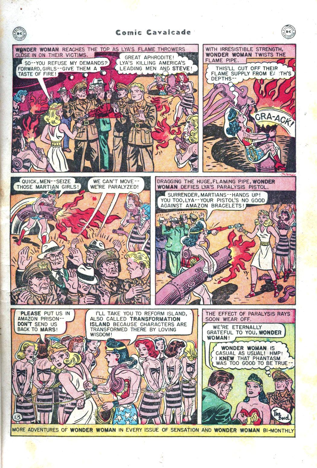 Comic Cavalcade issue 26 - Page 15