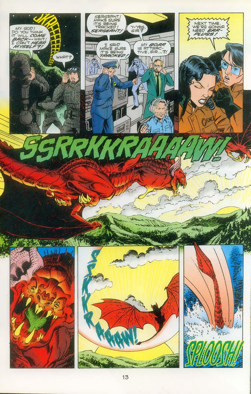 Godzilla (1995) Issue #3 #4 - English 15